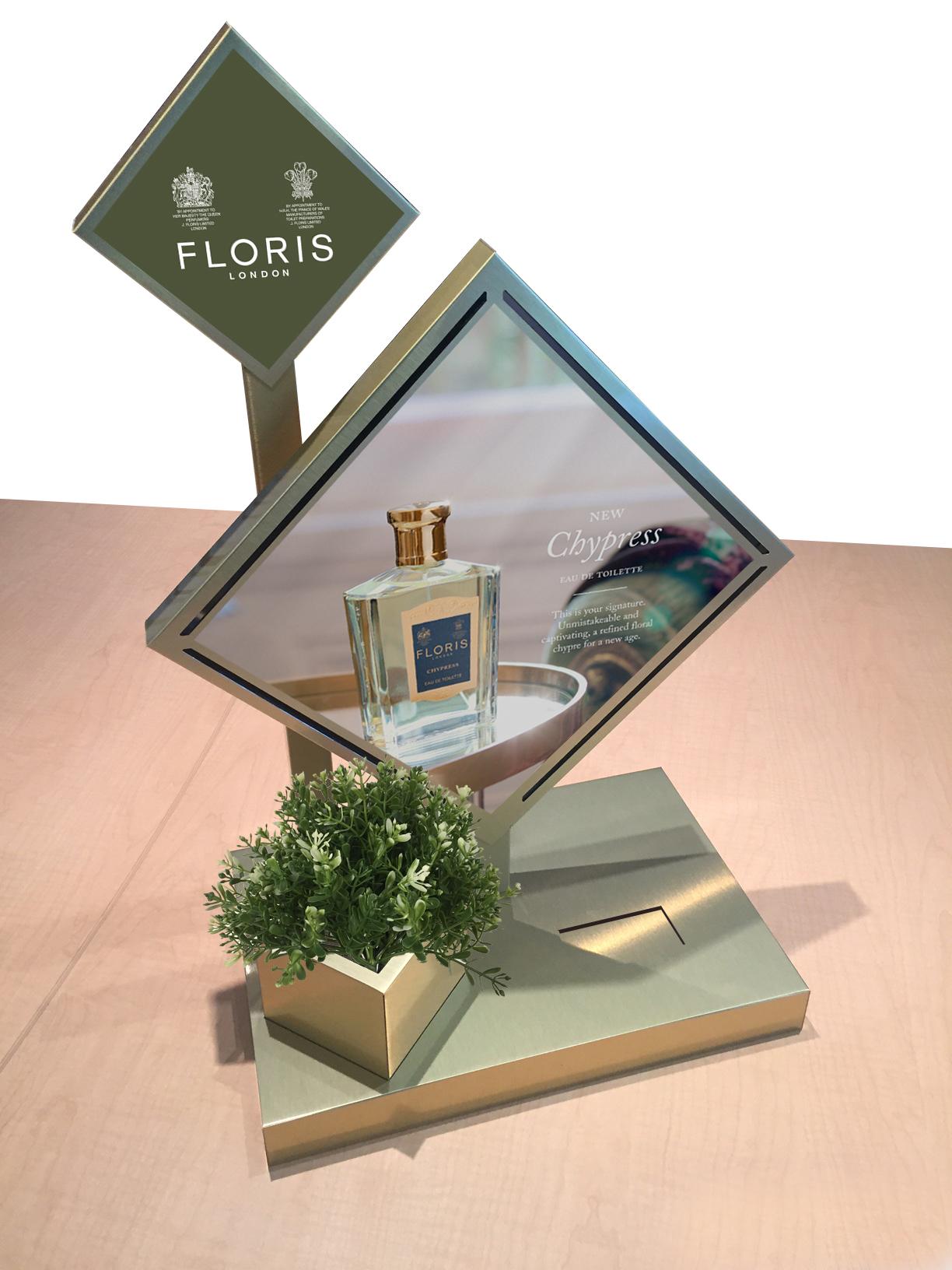 Floris Glorifier Front