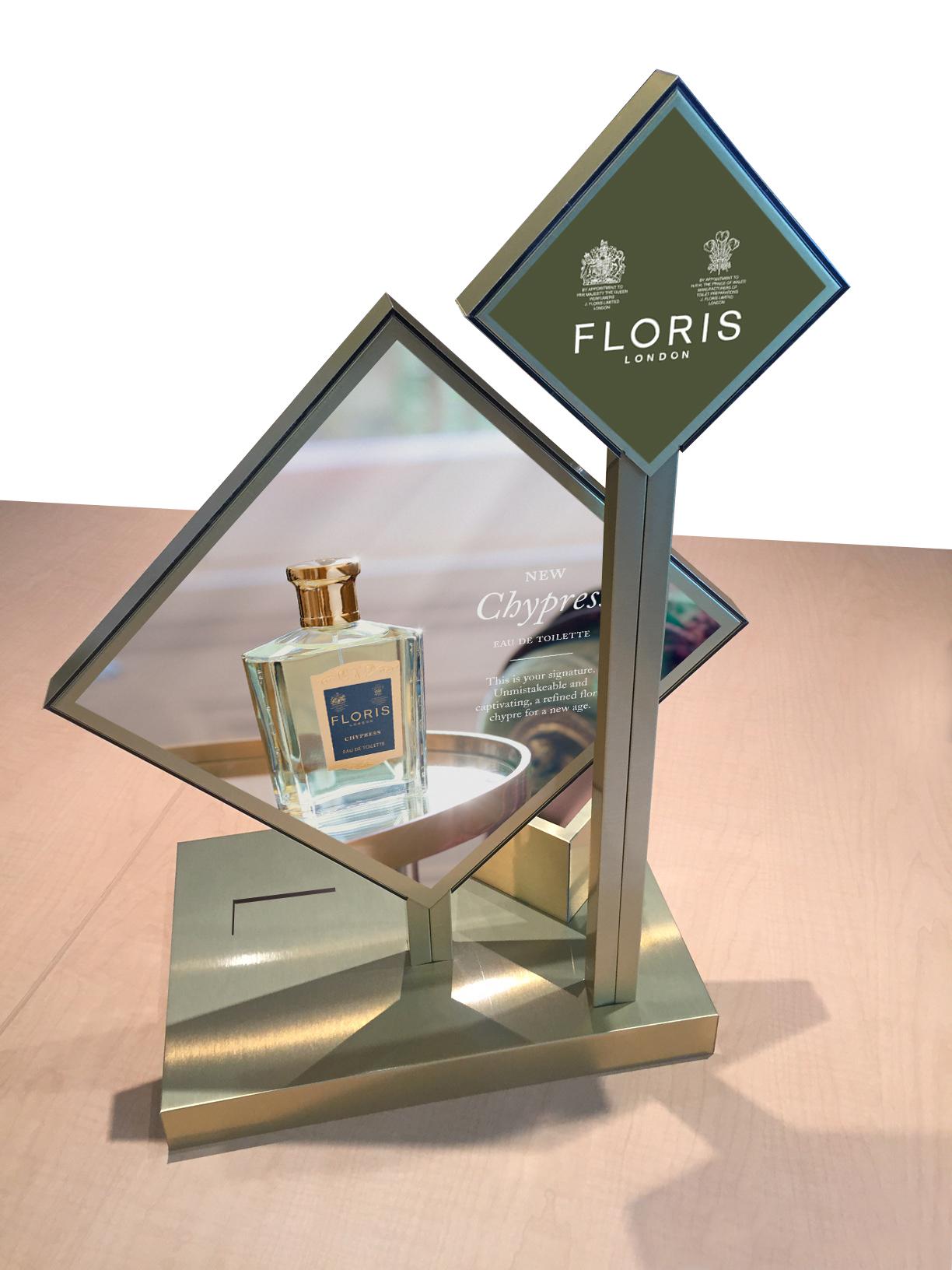 Floris Glorifier Rear