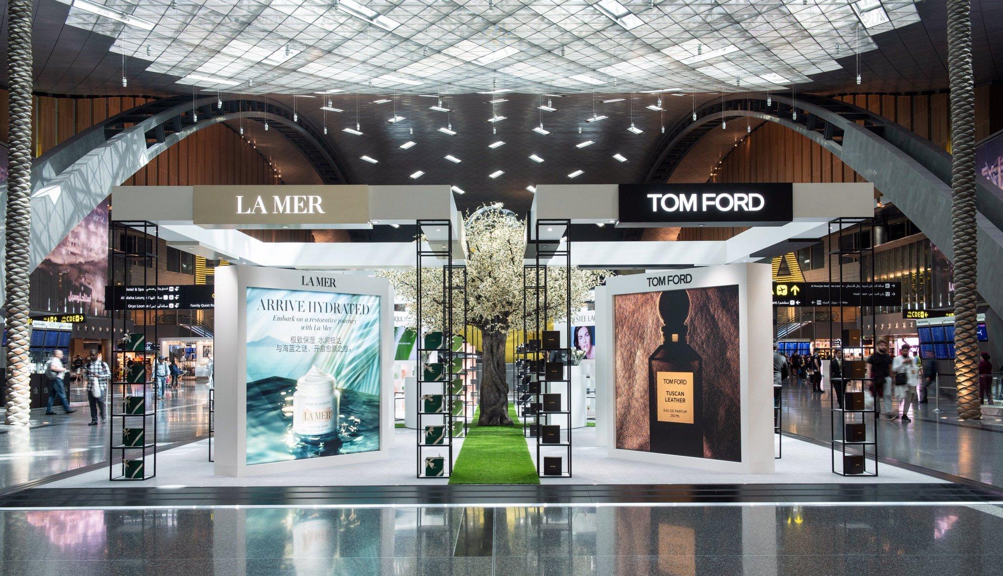 Estee Lauder Multi-brand Site Qatar
