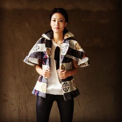 yathra cape jacket