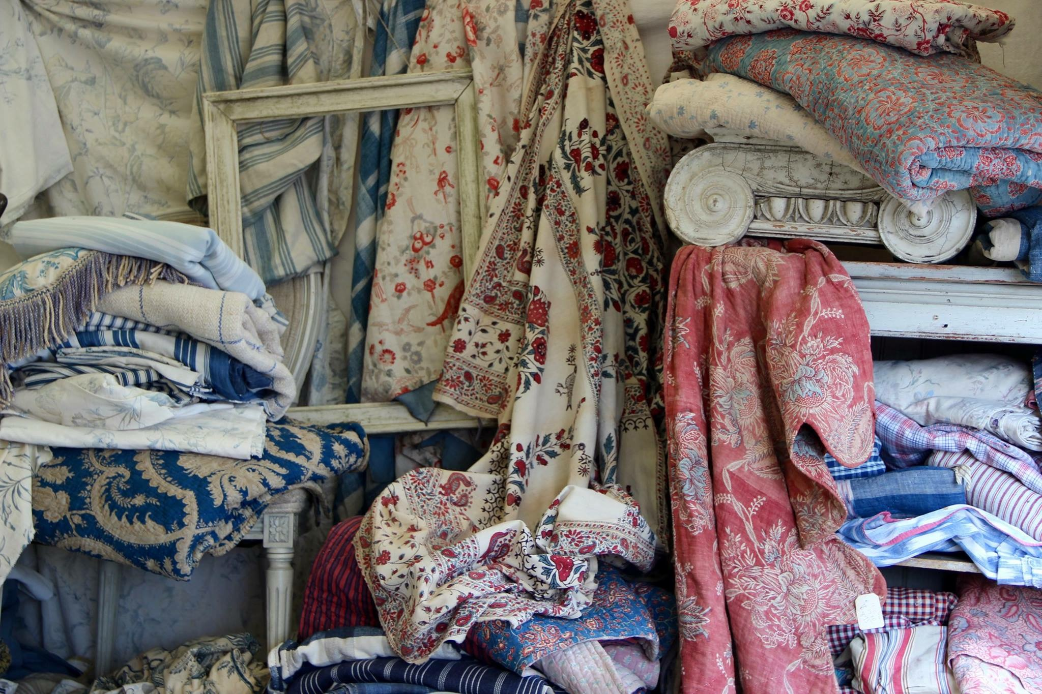 The Textile Trunk