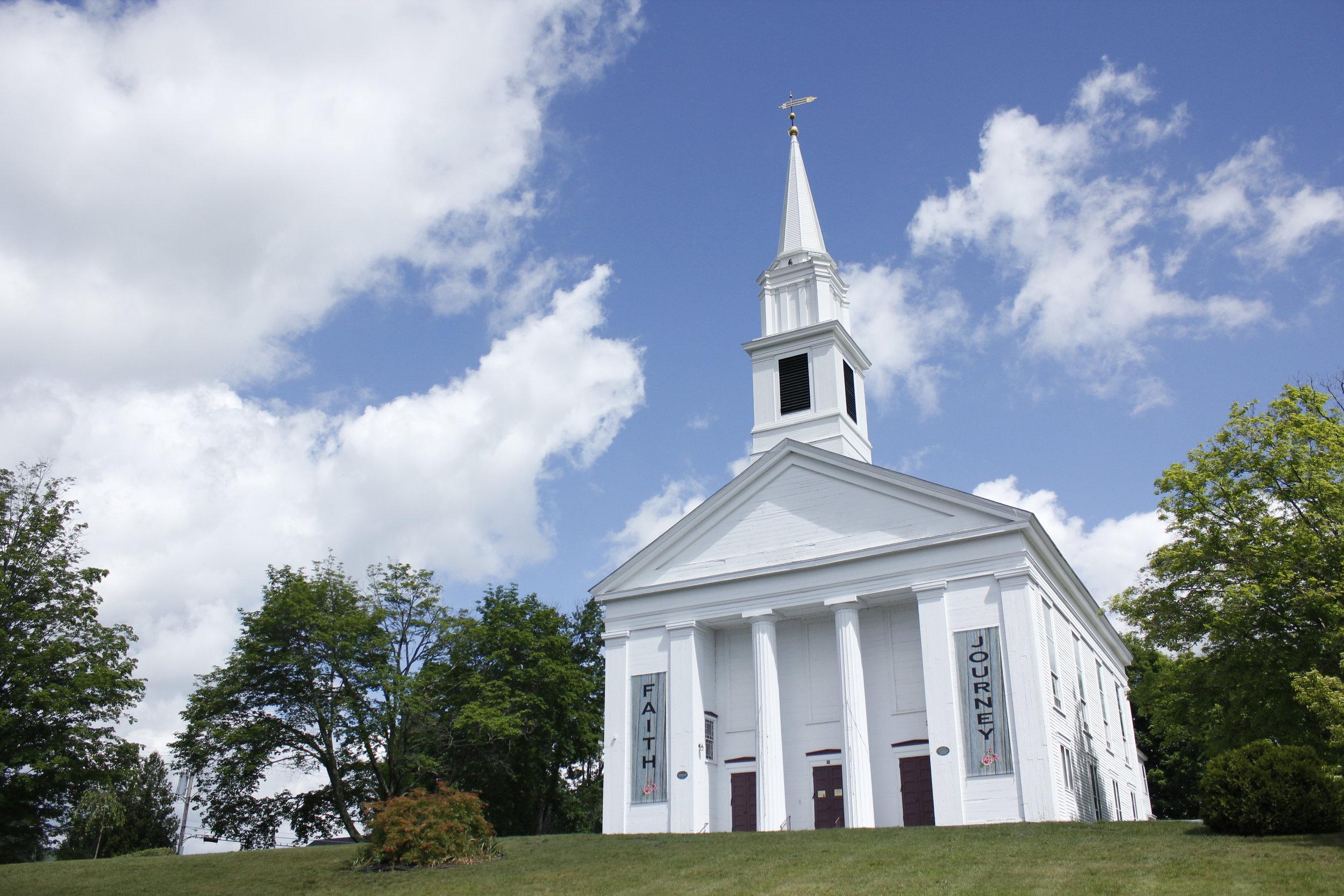 First Congregational Church UCC 20 MAIN STREET BRIMFIELD, MASSACHUSETTS PHONE: (413)245-7162     PASTOR DAWN ADAMS  CHRIS BOLTE, ADMINISTRATIVE ASSISTANT  JENNIE SIMMONS, CHOIR DIRECTOR  MAILING ADDRESS: PO BOX 203 BRIMFIELD, MA 01010-0203  www.brimfielducc.org