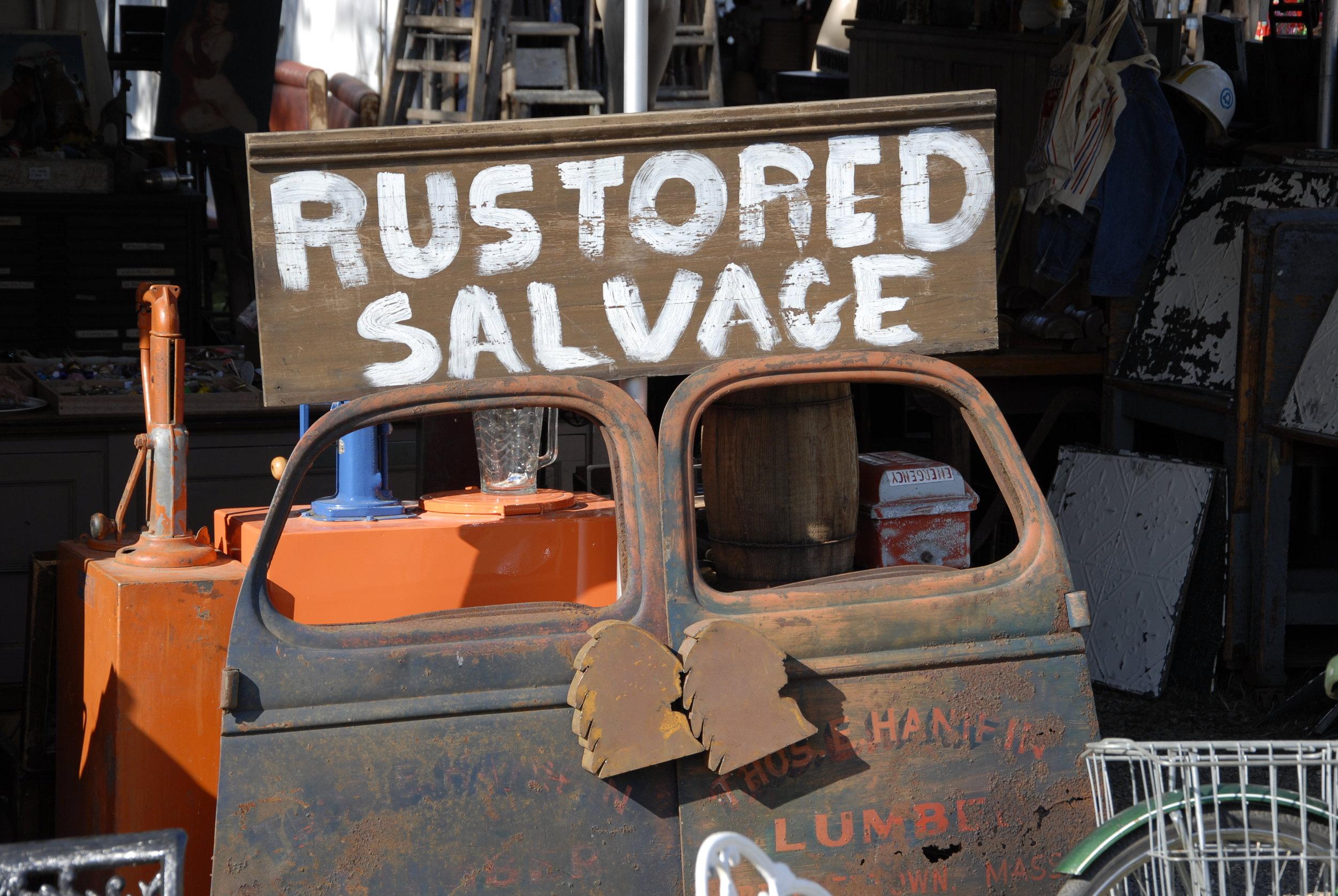 Rustored Salvage