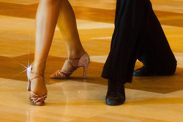 Couples Social Dancing at S. Elgin Parks & Rec
