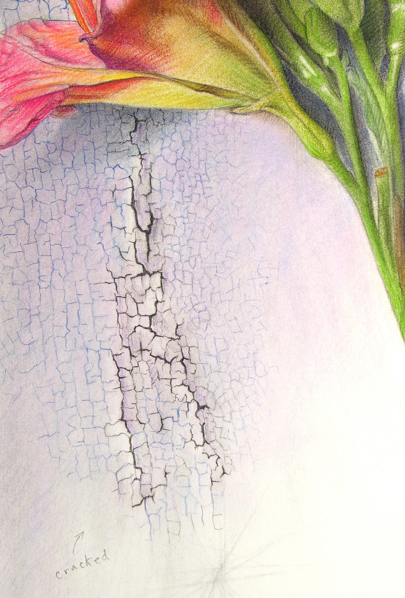Wallflower 3 (detail)