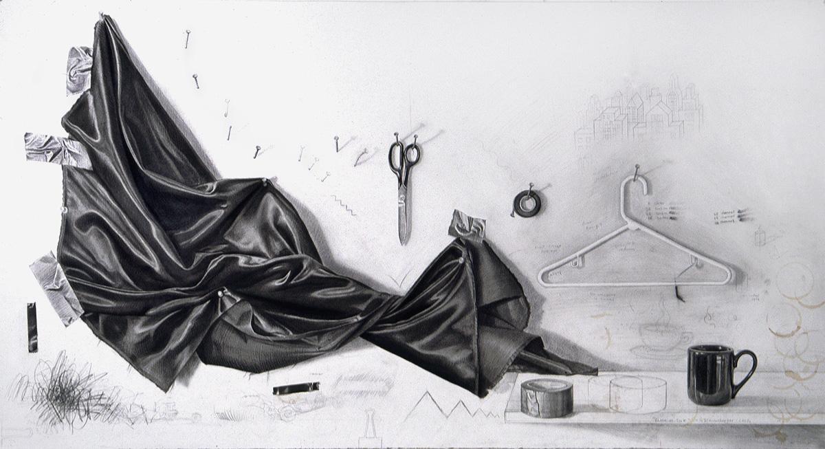 Black as Silk