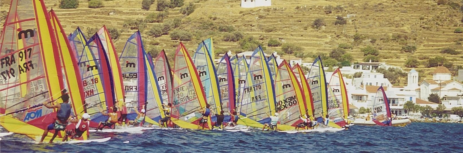 Ifjúsági Világbajnokság, Görögország, Androsz sziget