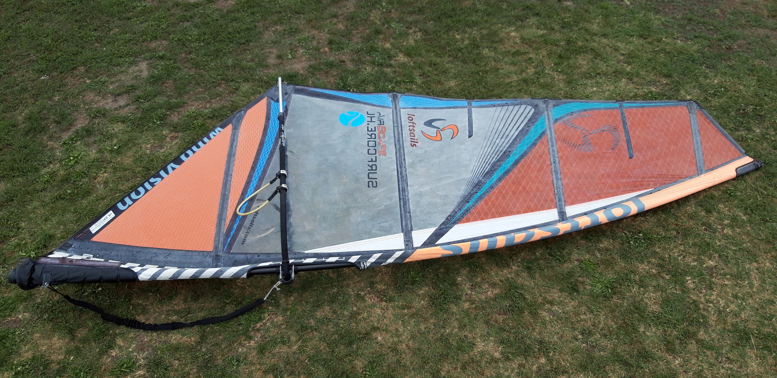 Loftsails airscape 4.8