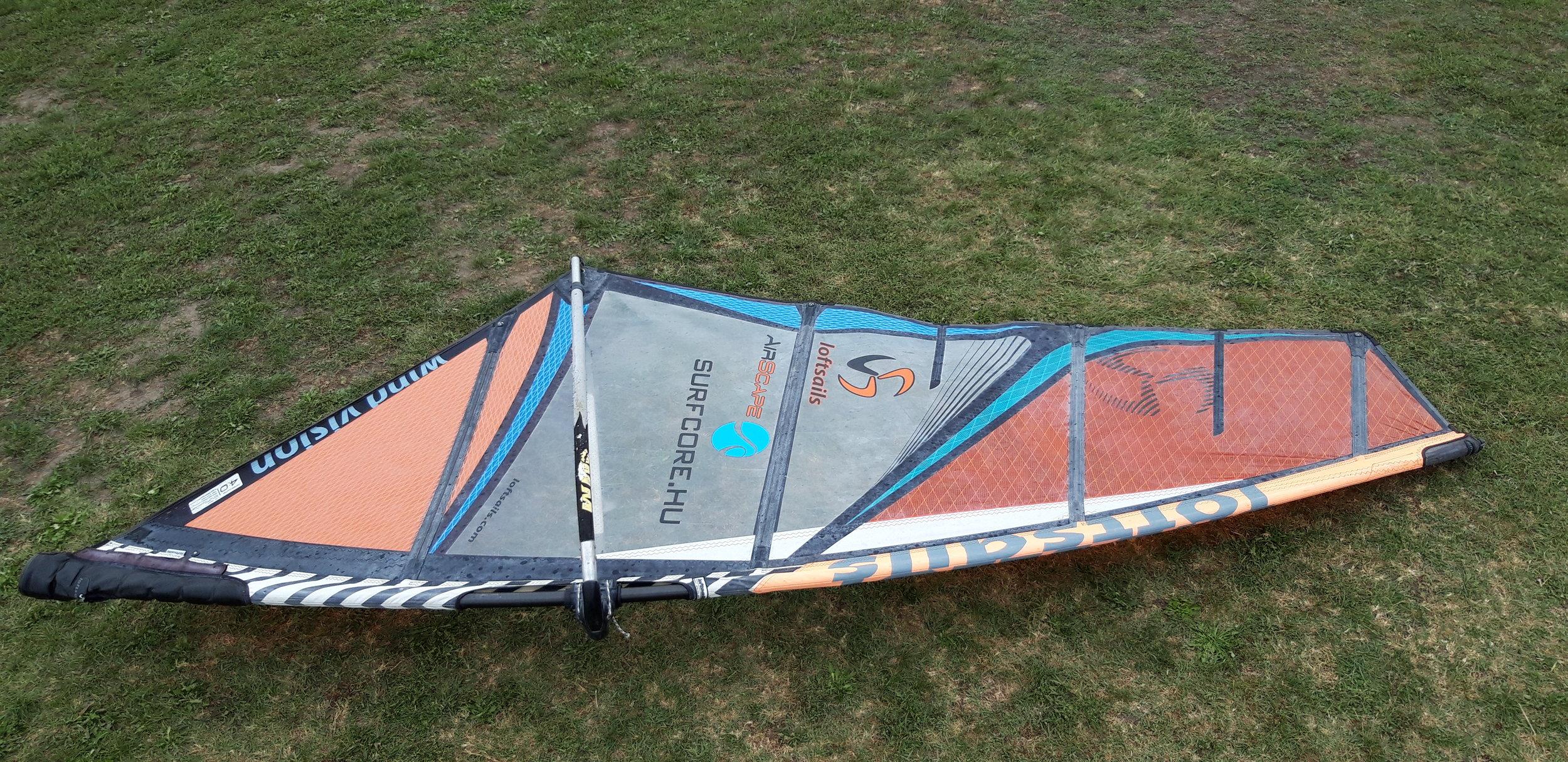 Loftsails airscape 4.0