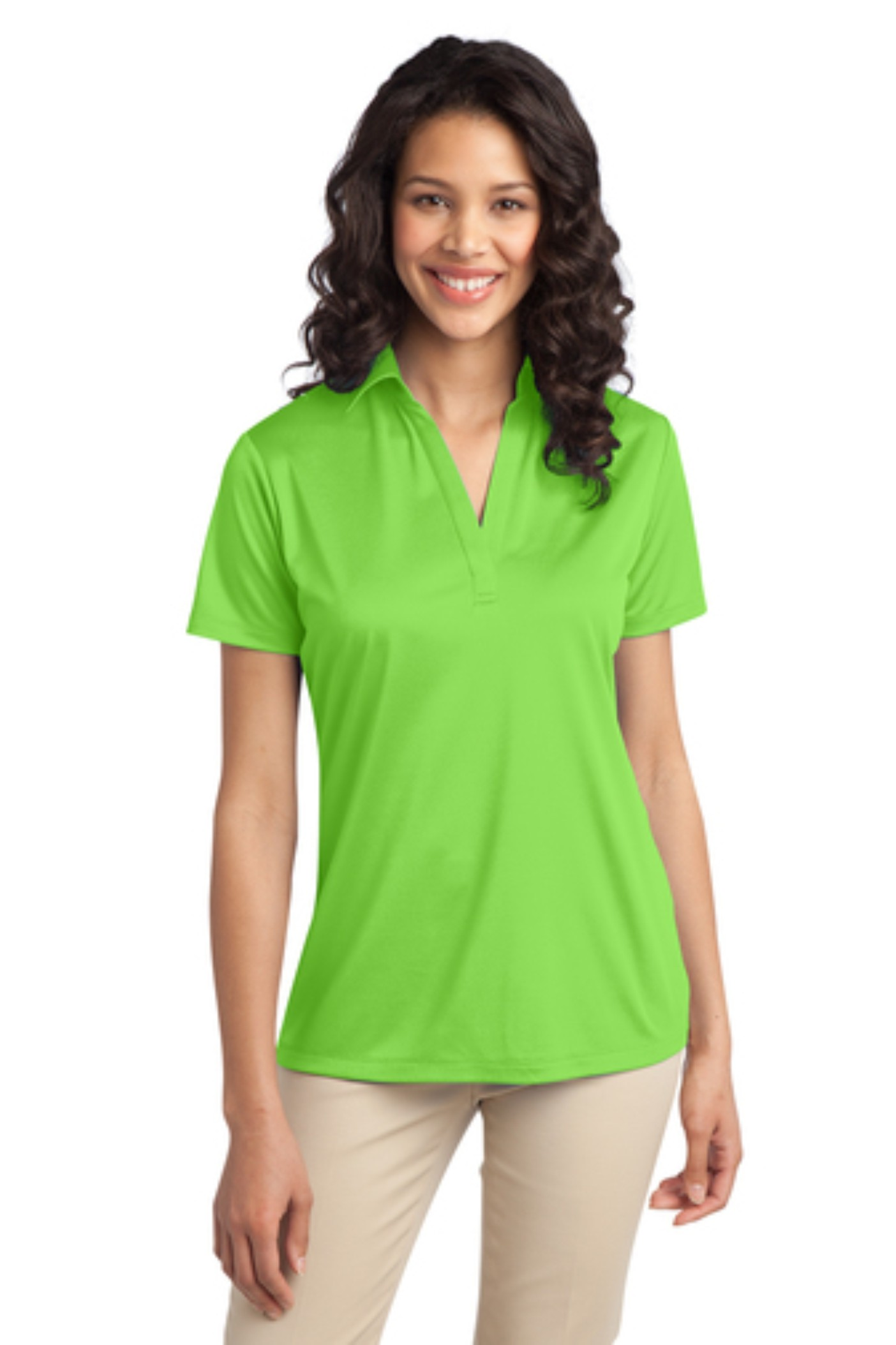 L540 Womens Port Authority Performance Polo.  $18.00.