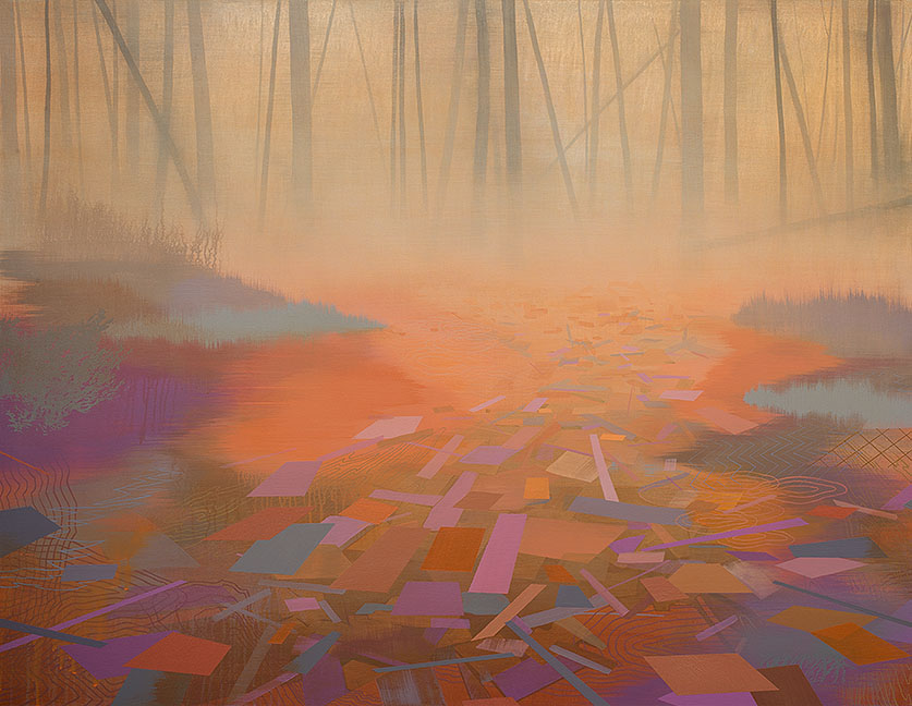 "Columbus Alive  Susan Danko returns to Columbus with ""Landscape Re-imagined"" exhibit"