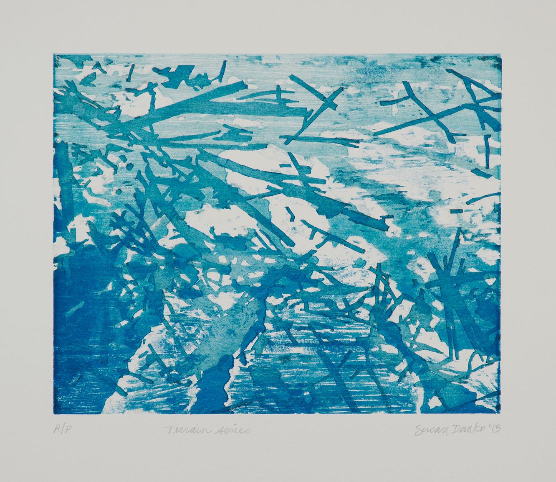 Terrain Series (Blue)