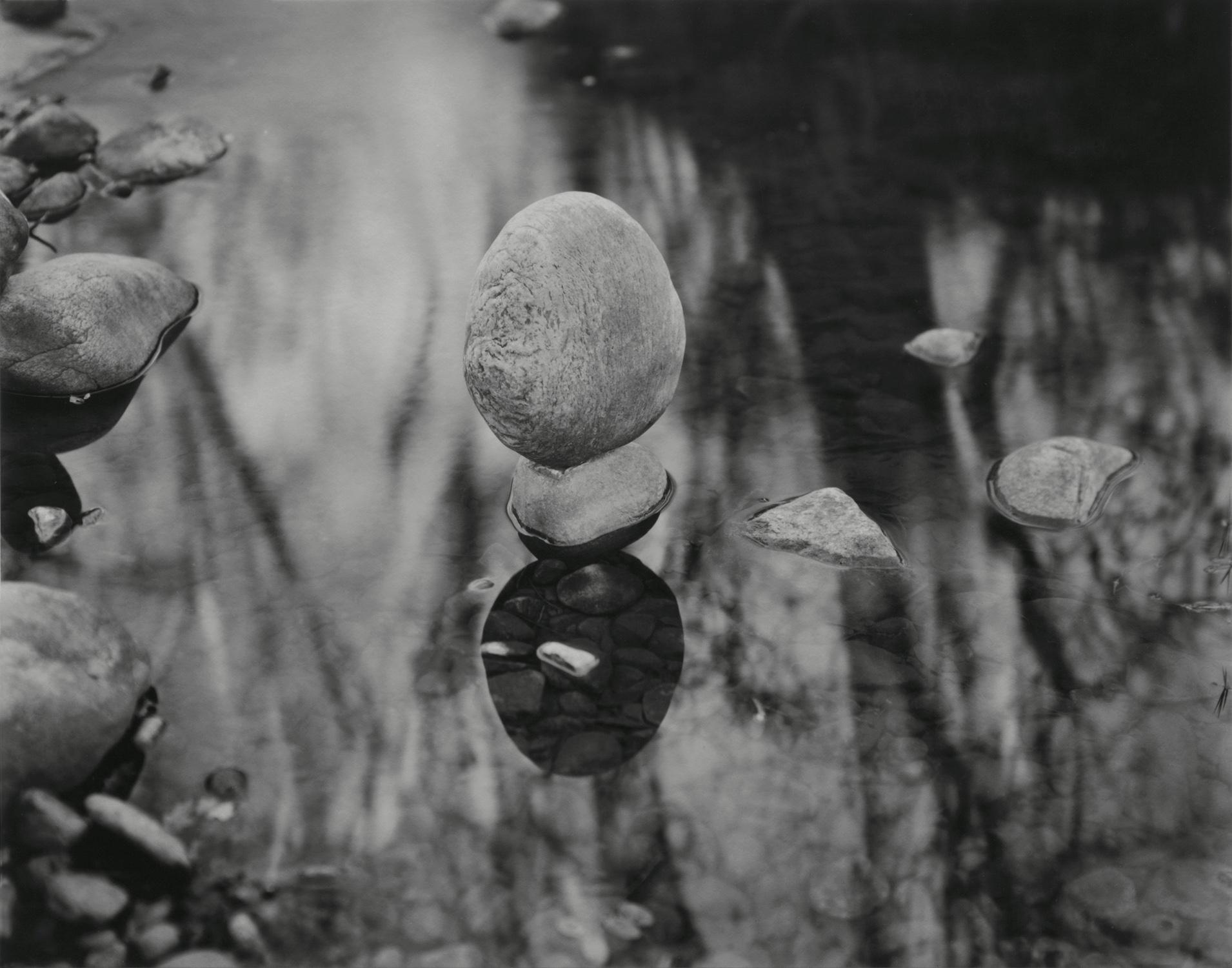 Gazing Stones, El Rito, October, 2001