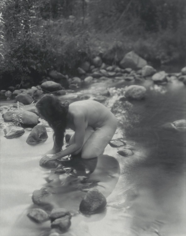 In the River, El Rito, 1997