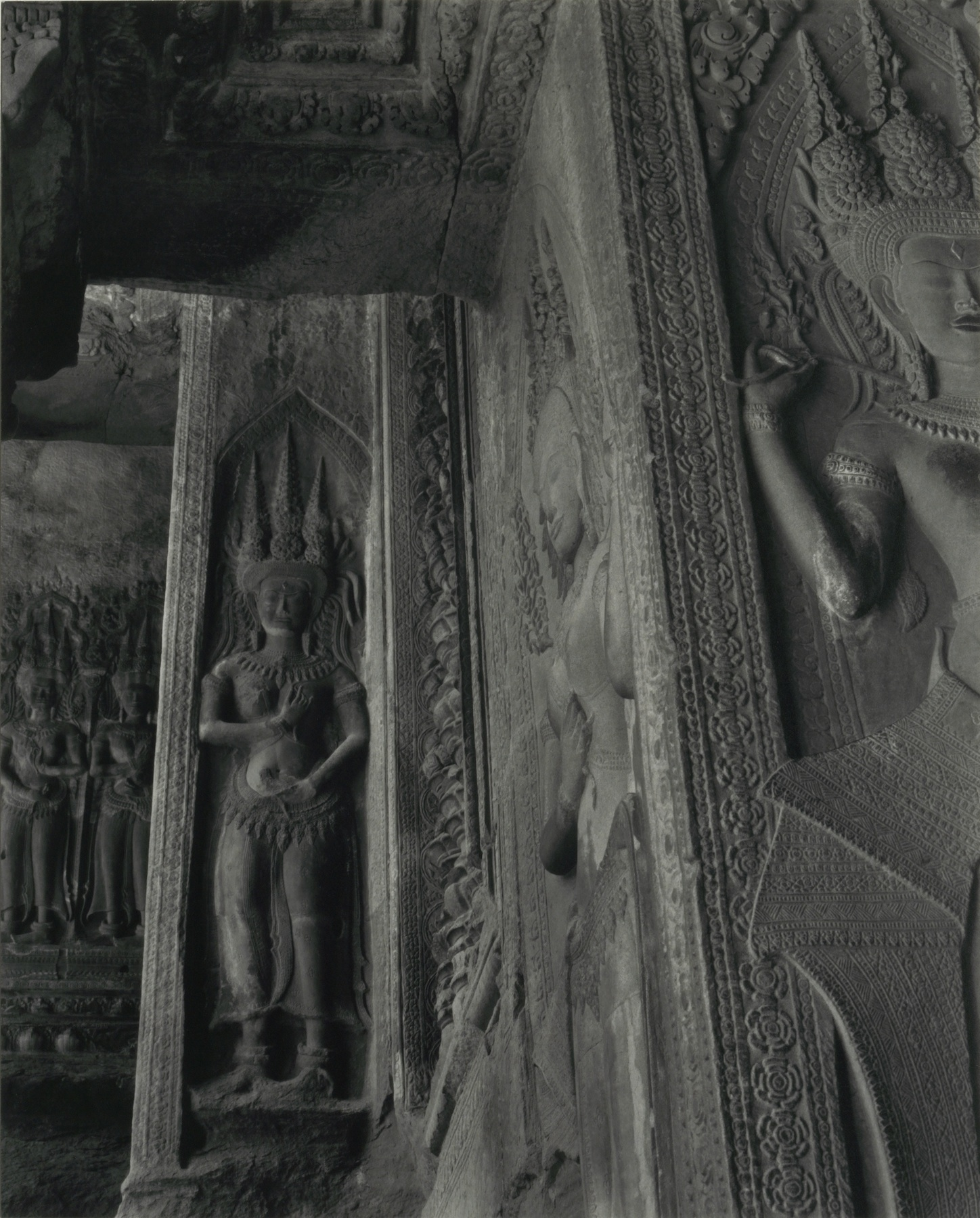 Five Apsara