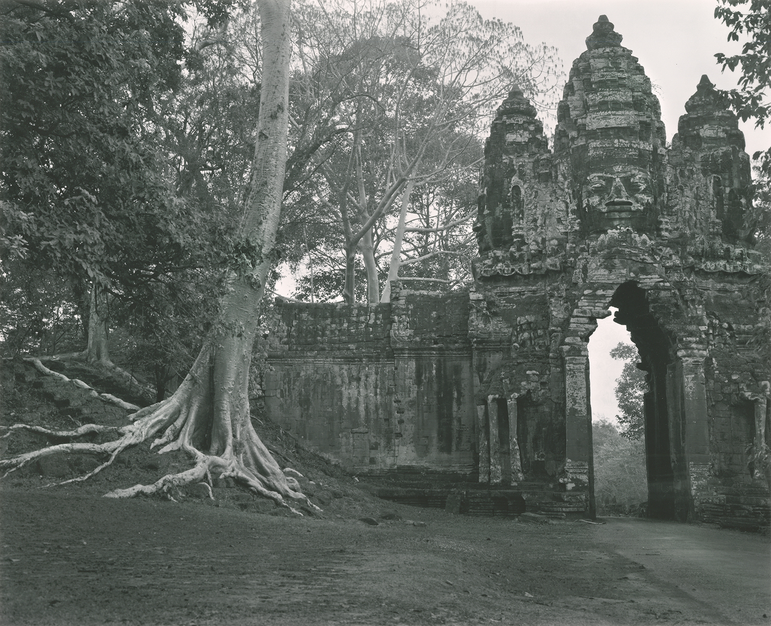 South Gate, Angkor Thom