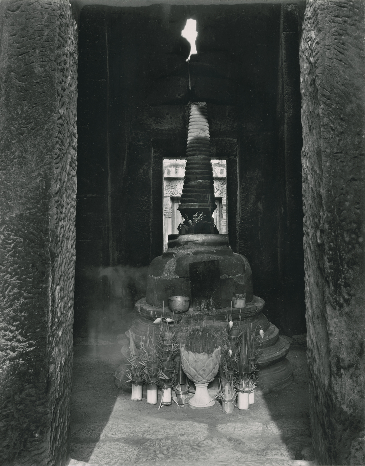 Shrine in the Hall of Dancers