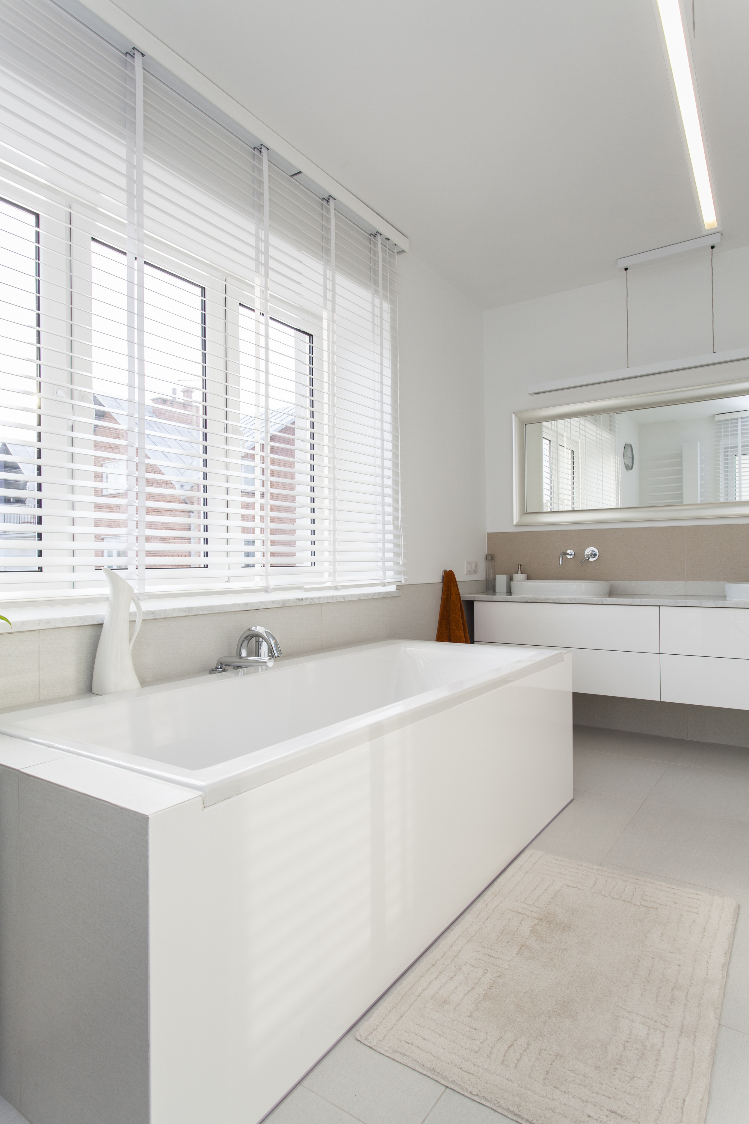 Bathing Shutters and Blinds