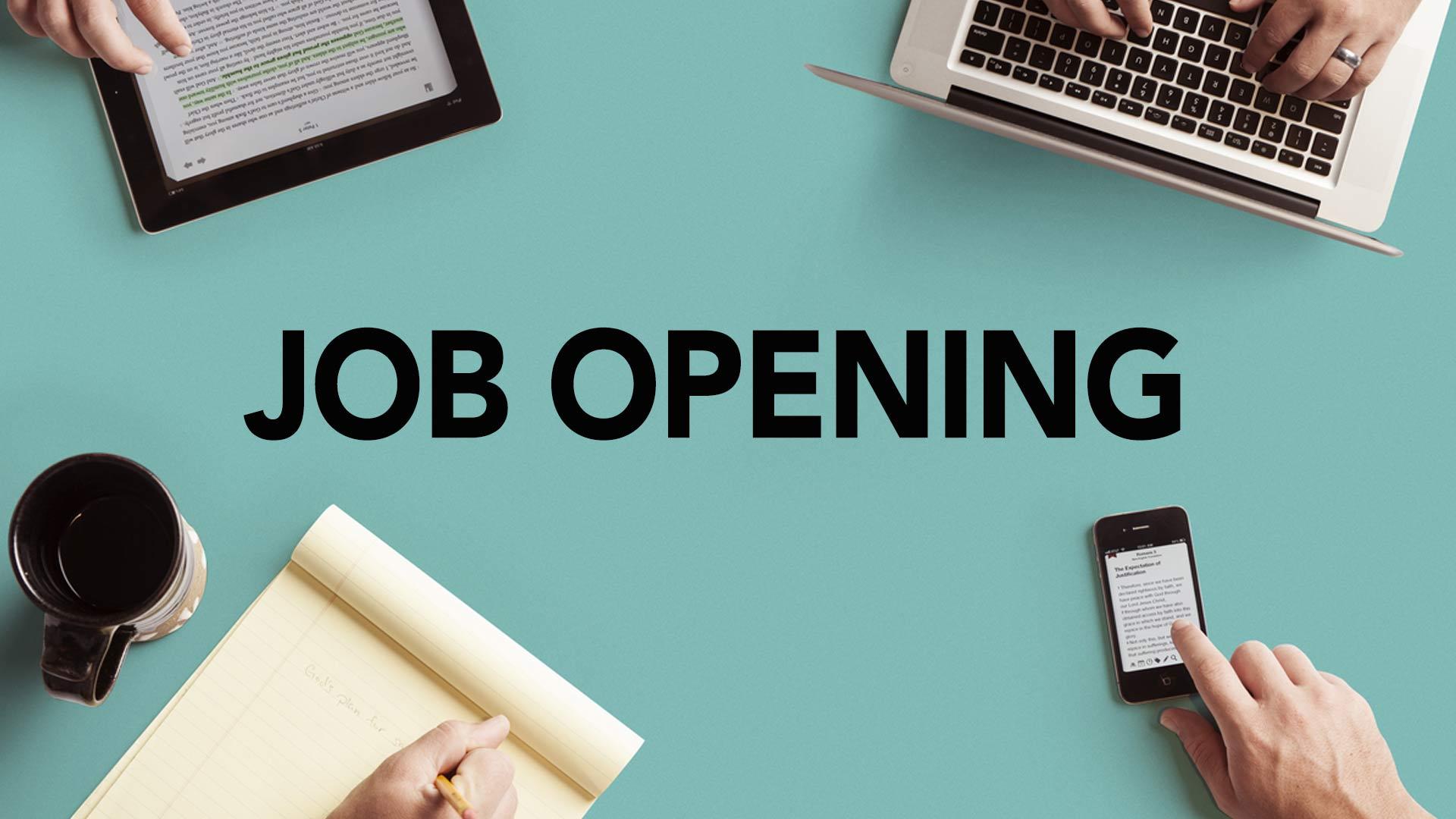 Marketing Intern Job Opening