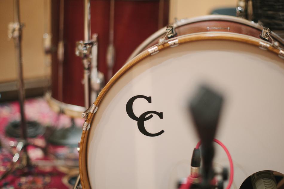 C&C Drums // Studio A