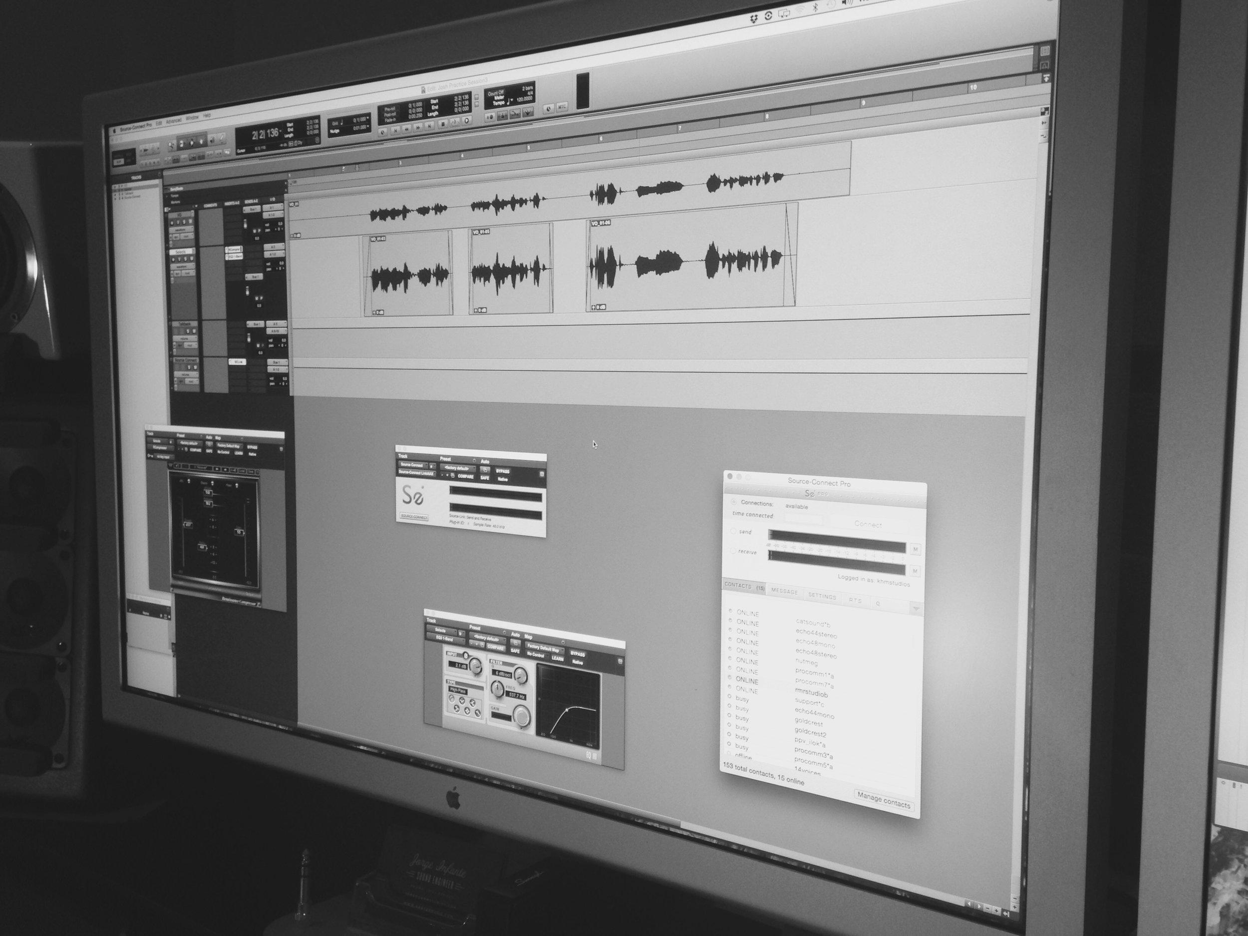 Source-Connect Pro - Username: khmstudios