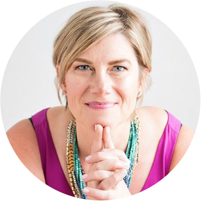 """Gillian Goerzen, Super You coach and author of """"The Elephant in the Gym"""""""