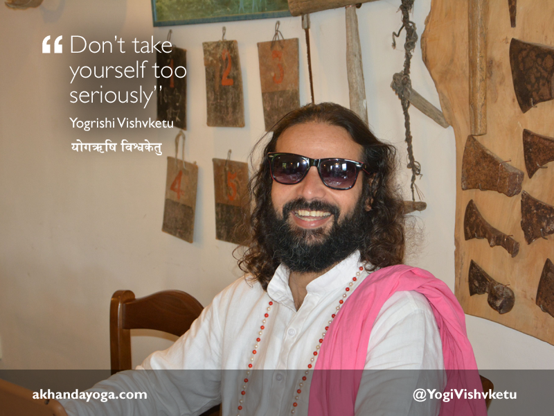 That's my teacher! You're so wise Vishva-ji!
