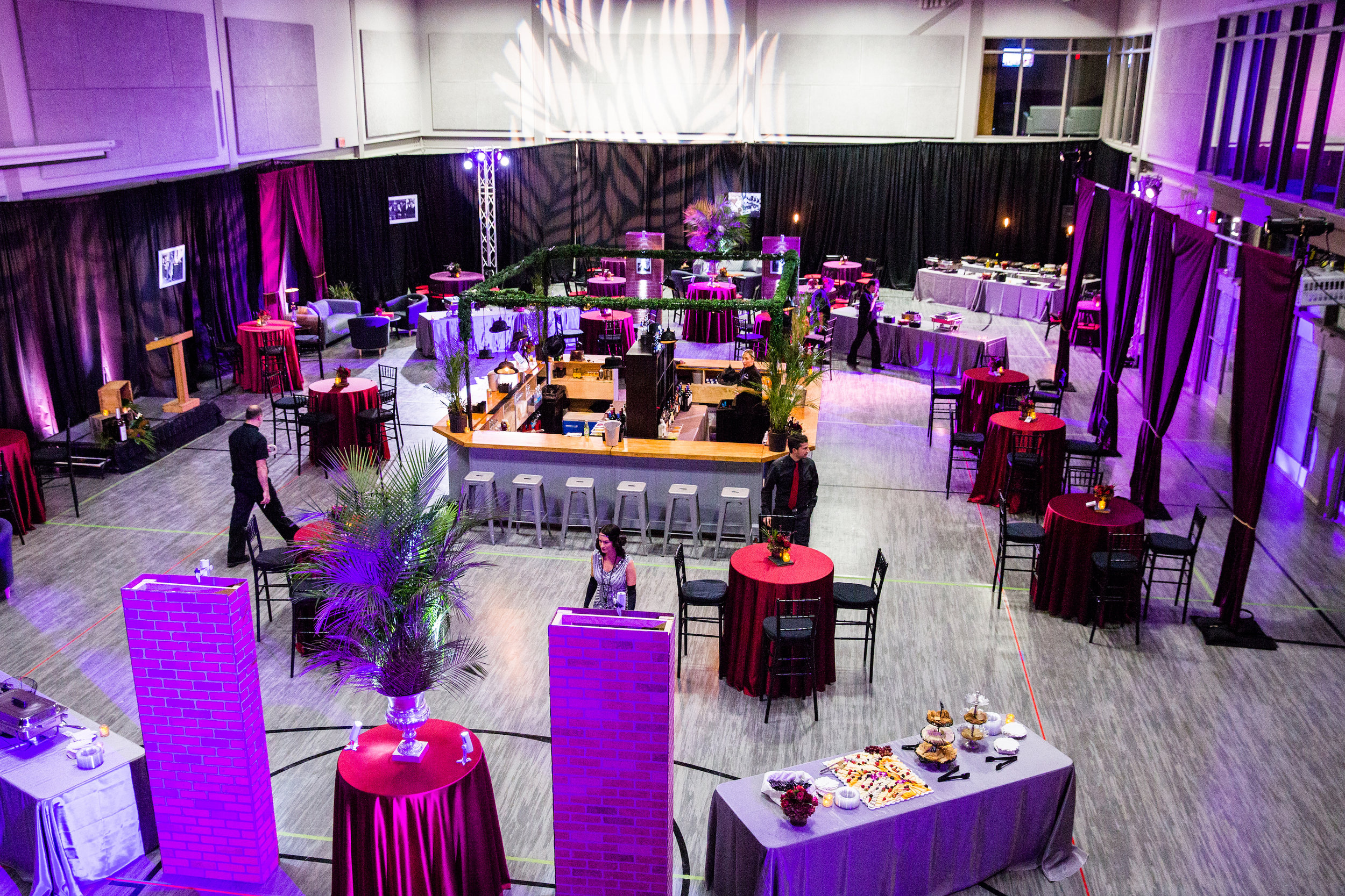 Malloy Events | New England event planner | corporate events | holiday party
