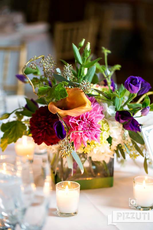 Malloy Events | New England wedding florist | Fall rustic wedding