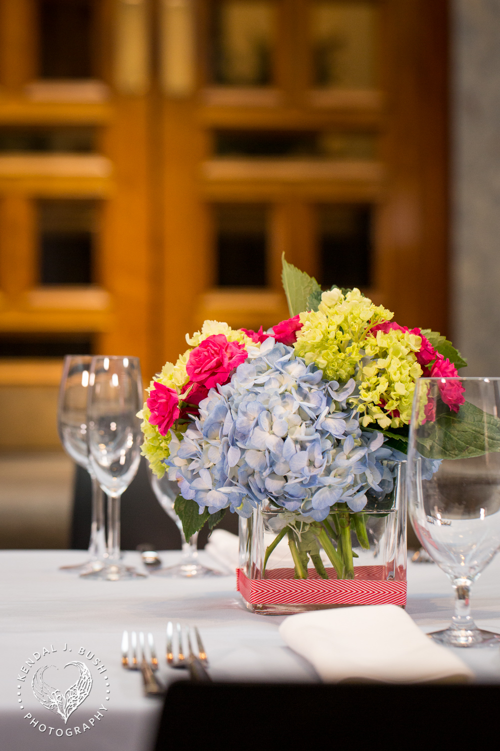 Malloy Events_Currier Museum of Art_Weddings_Sketch flowers blue pink