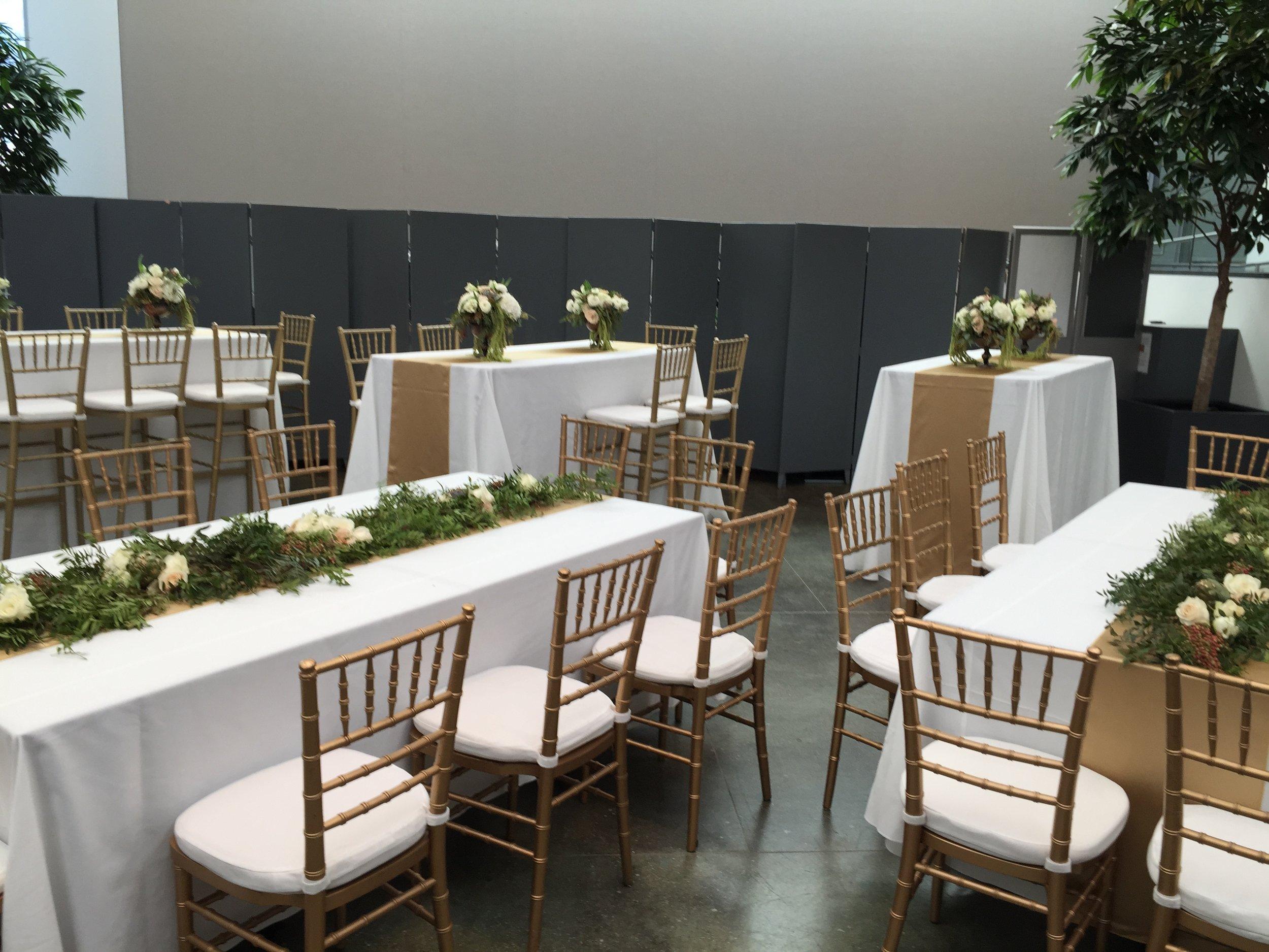 Malloy Events _ Currier Museum of Art _ Weddings _ Wedding florist