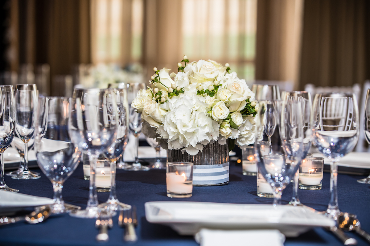 Reception venue image from Inn by the Sea in Cape Elizabeth, Maine.  Photo by Eric McCallister Photography.