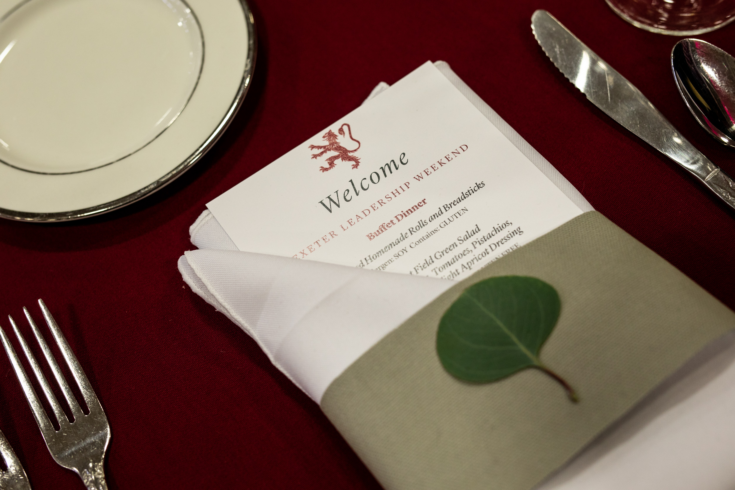 Corporate_Production_Phillips_Exeter_Academy_Pizzuti_Awards_Dinner_menu