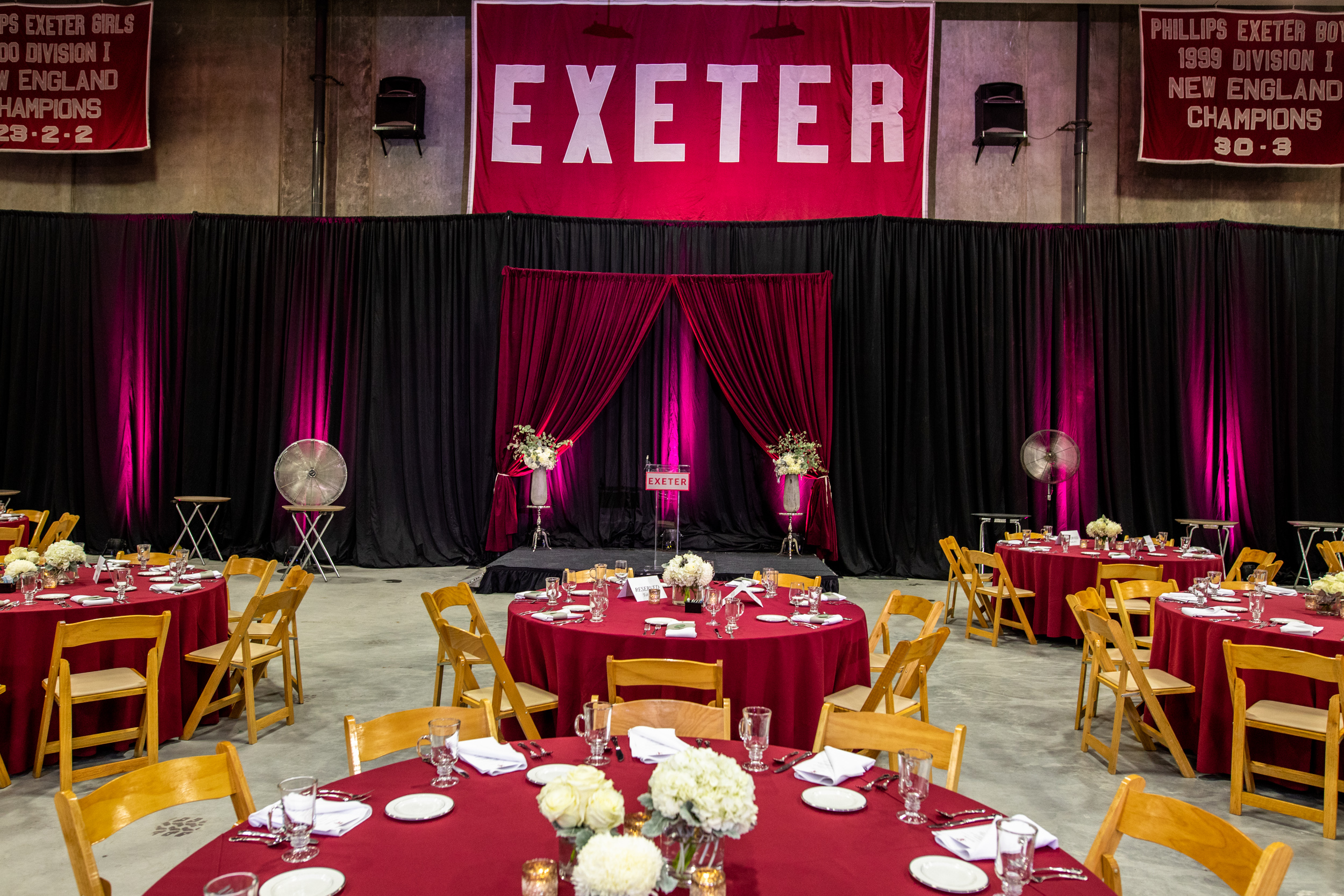 Corporate_Production_Phillips_Exeter_Academy_Pizzuti_Awards_Dinner_lighting_floral_stage