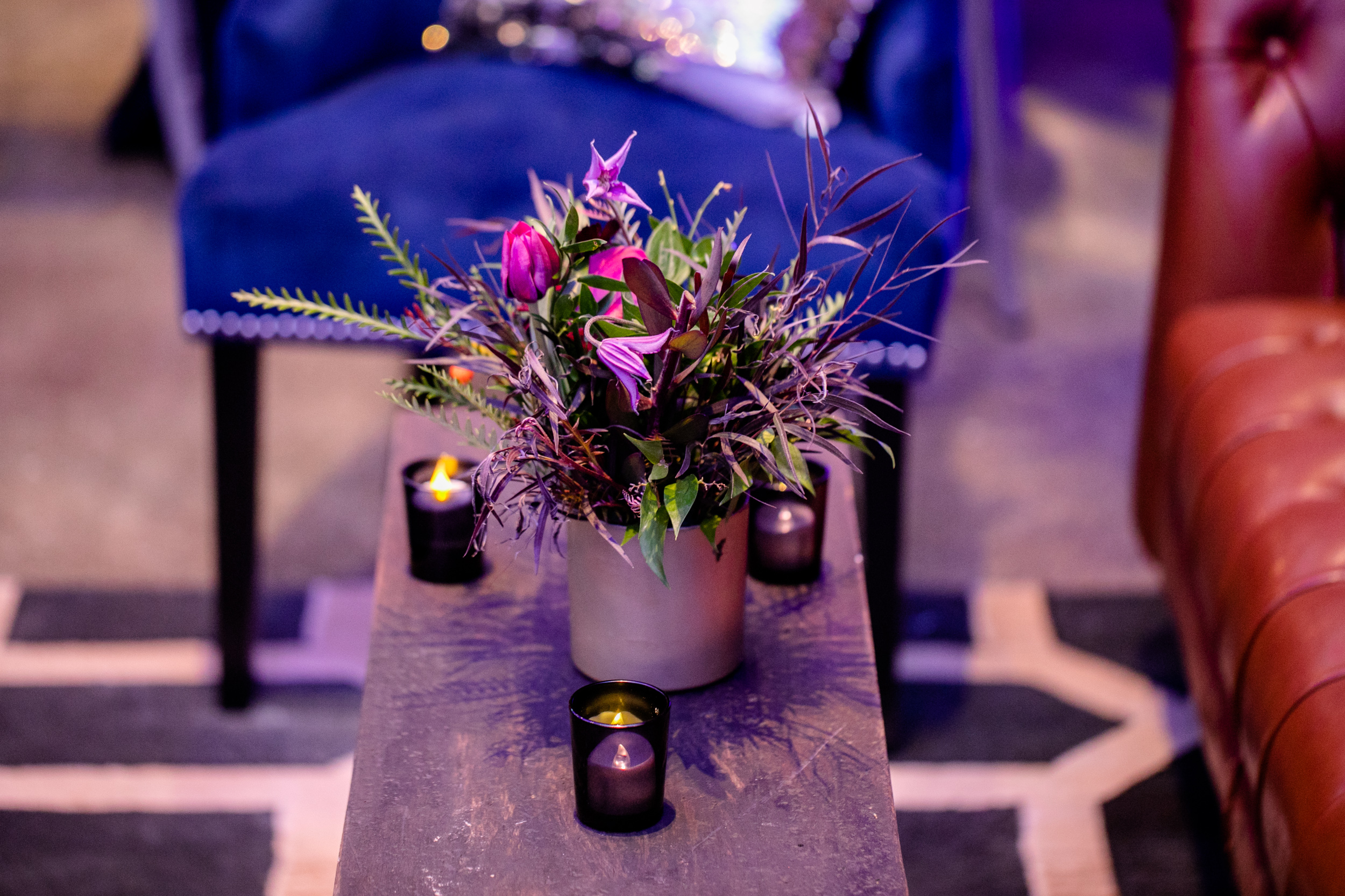 Masquerade_Ball_Currier_Museum_Manchester_Malloy_Events_votives_floral