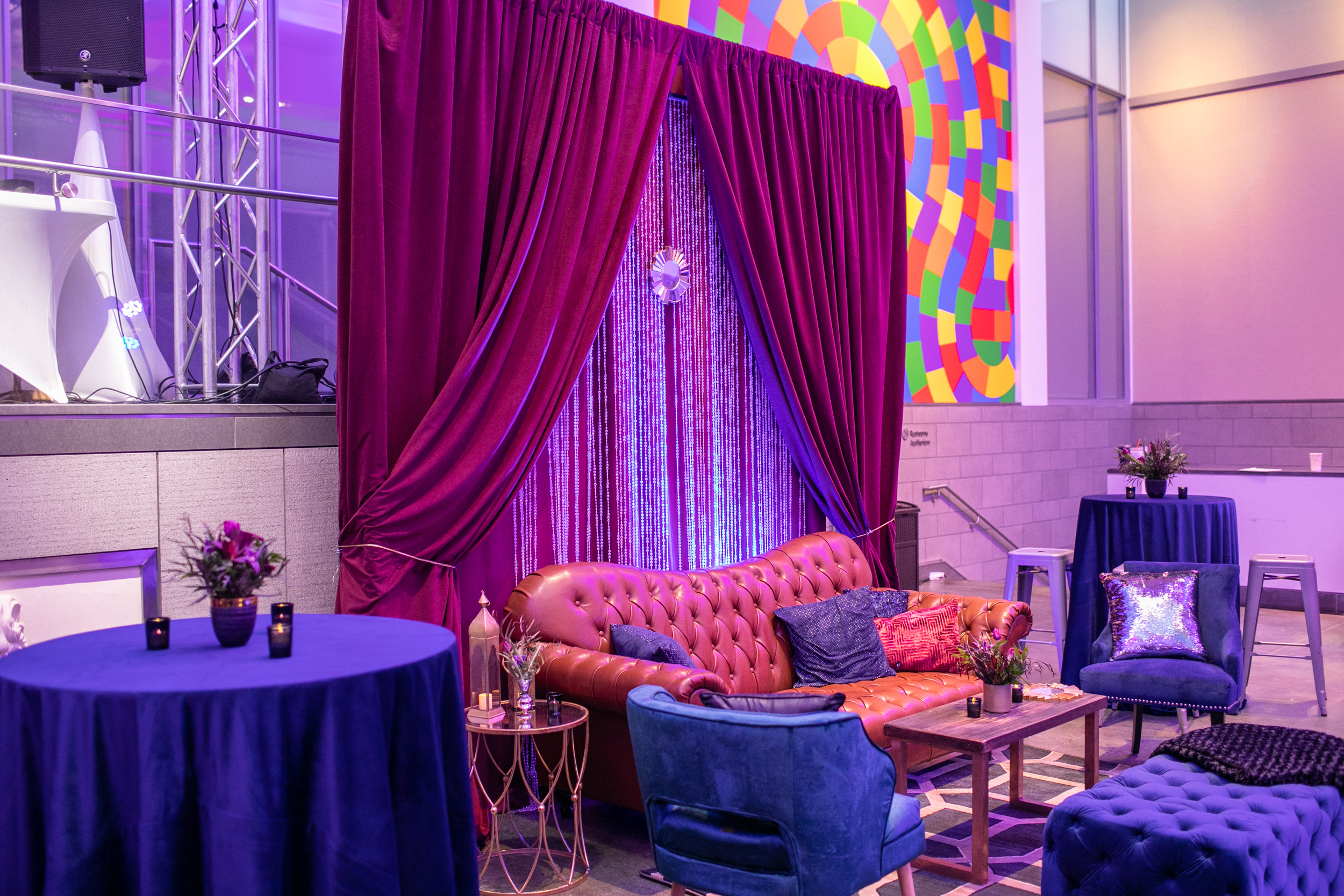 Masquerade_Ball_Currier_Museum_Manchester_Malloy_Events_drape_backdrop_lighting