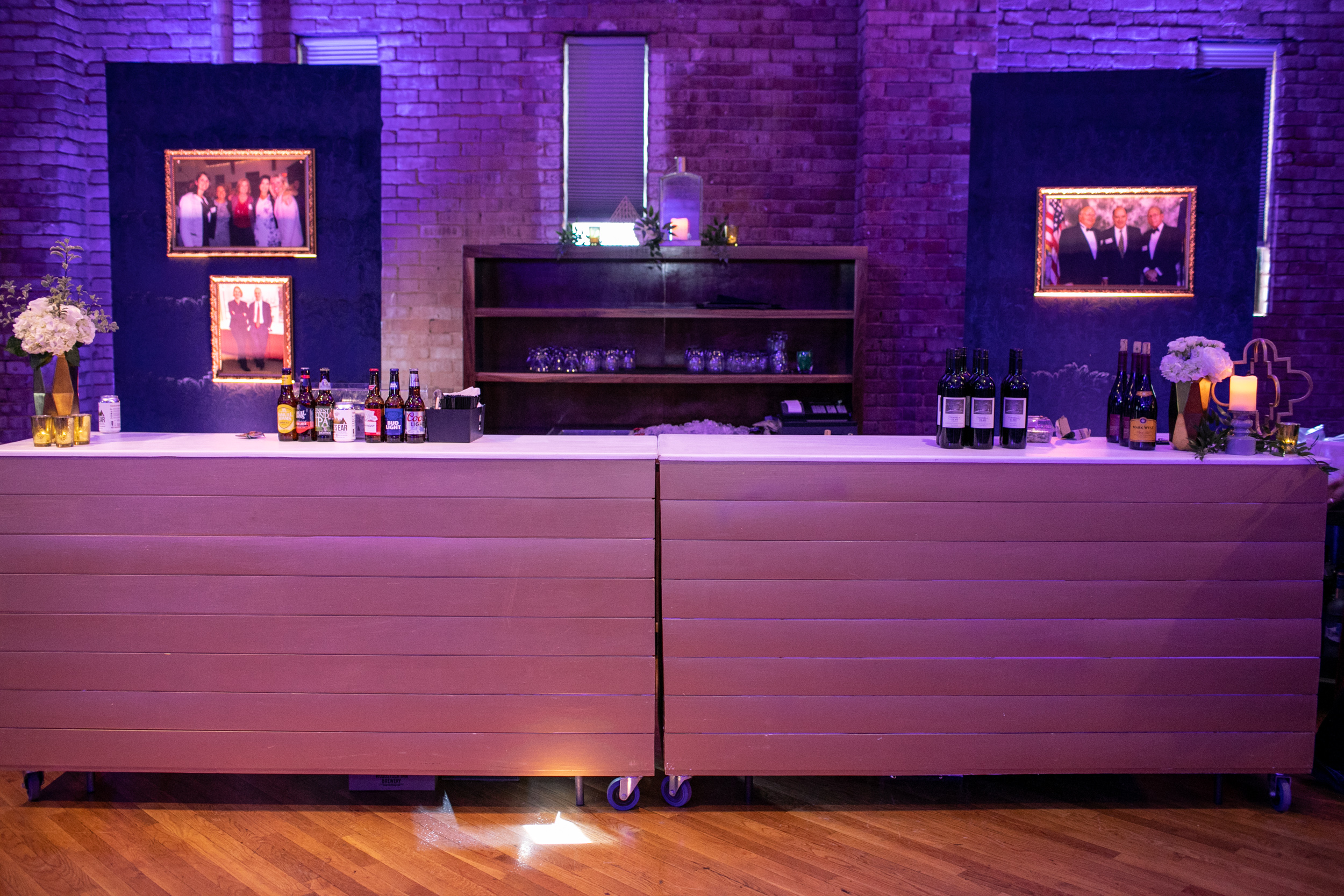 Malloy_Events_Pizzuti_McLane_Middleton_Centennial_Celebration_Manchester_NH_Corporate_Production_Custom_bar_panel