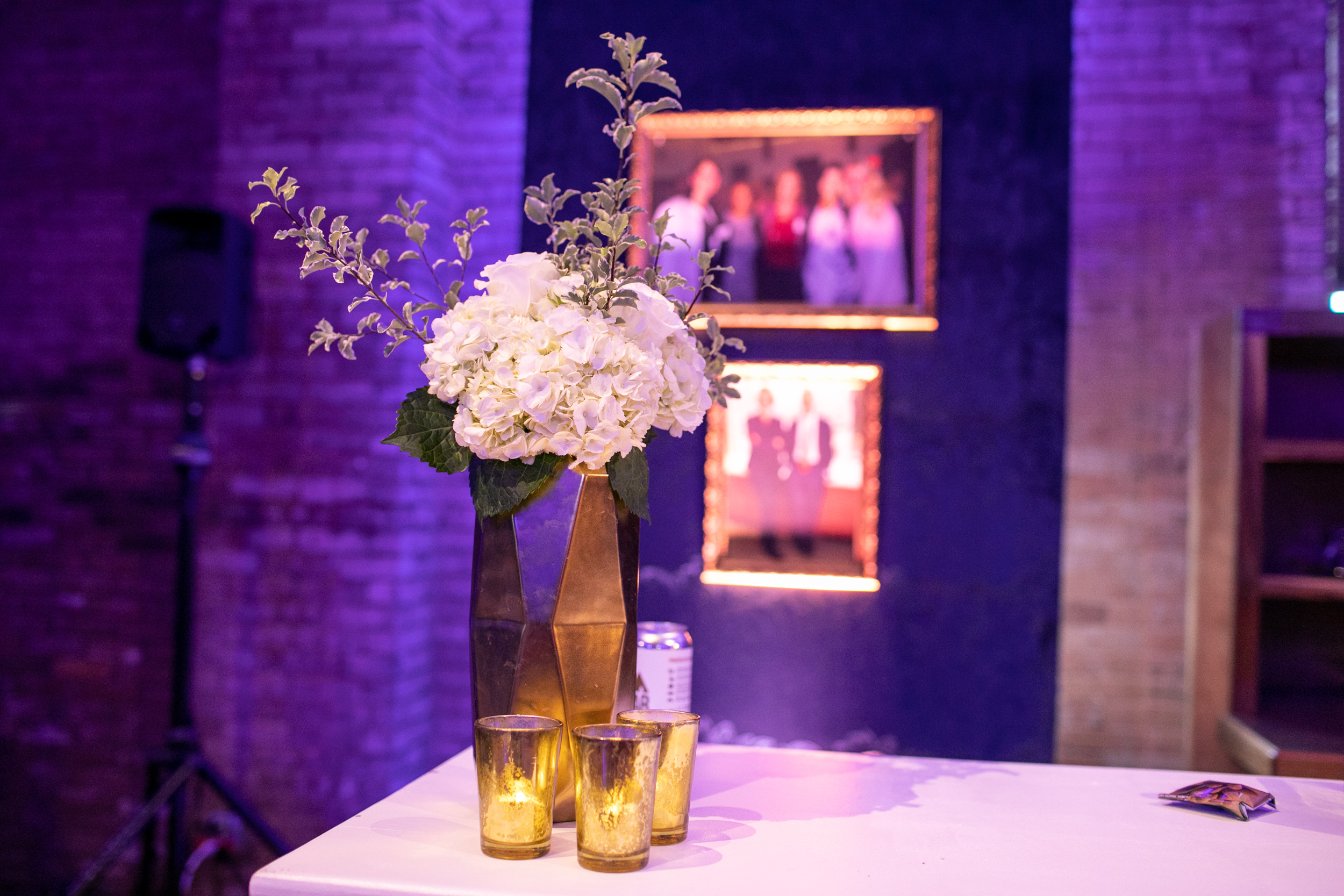 Malloy_Events_Pizzuti_McLane_Middleton_Centennial_Celebration_Manchester_NH_Corporate_Production_floral_center_piece