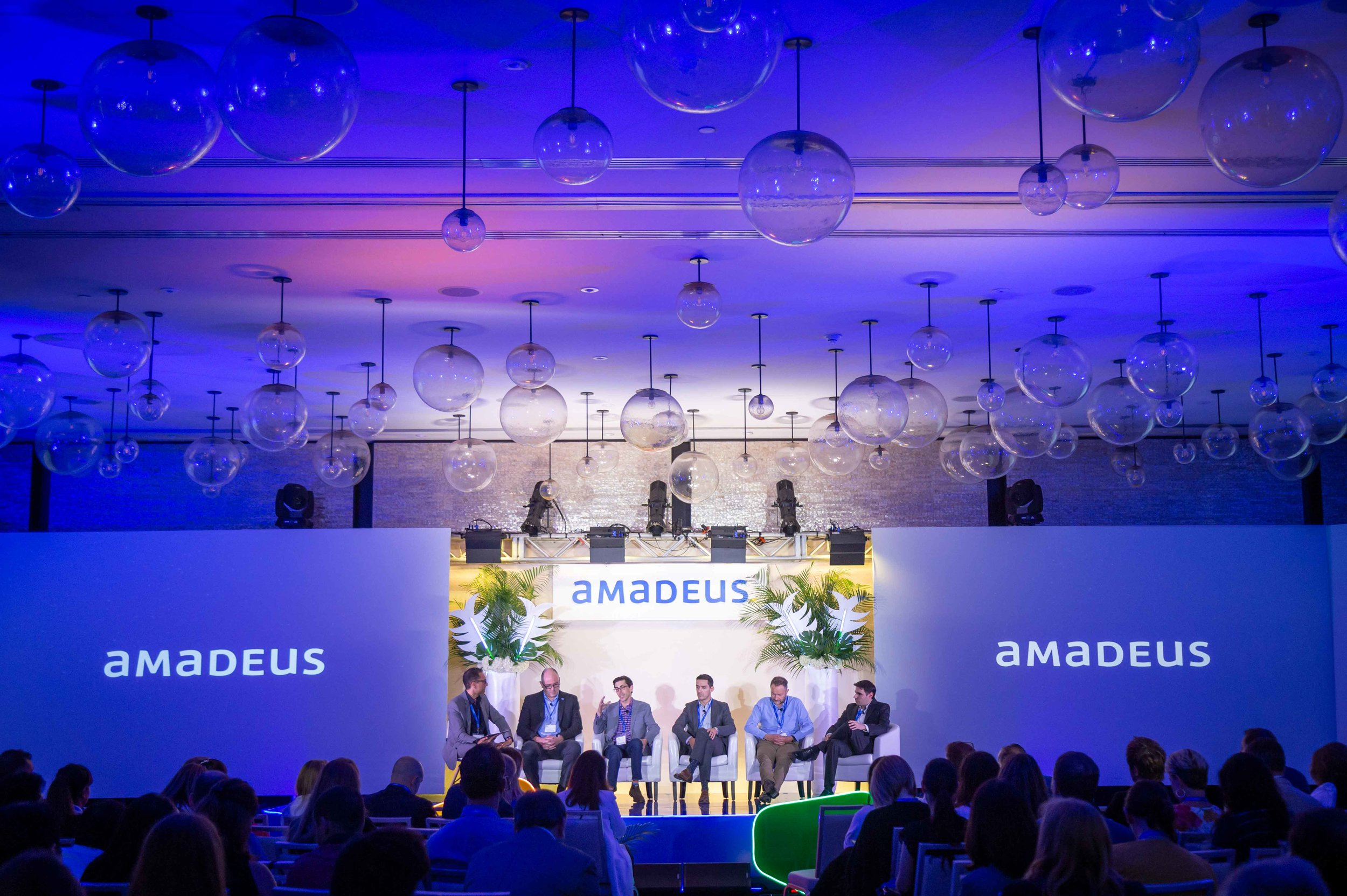 2019 Amadeus Customer Conference General Session — Malloy