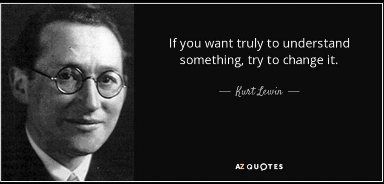 Kurt Lewin quote.png