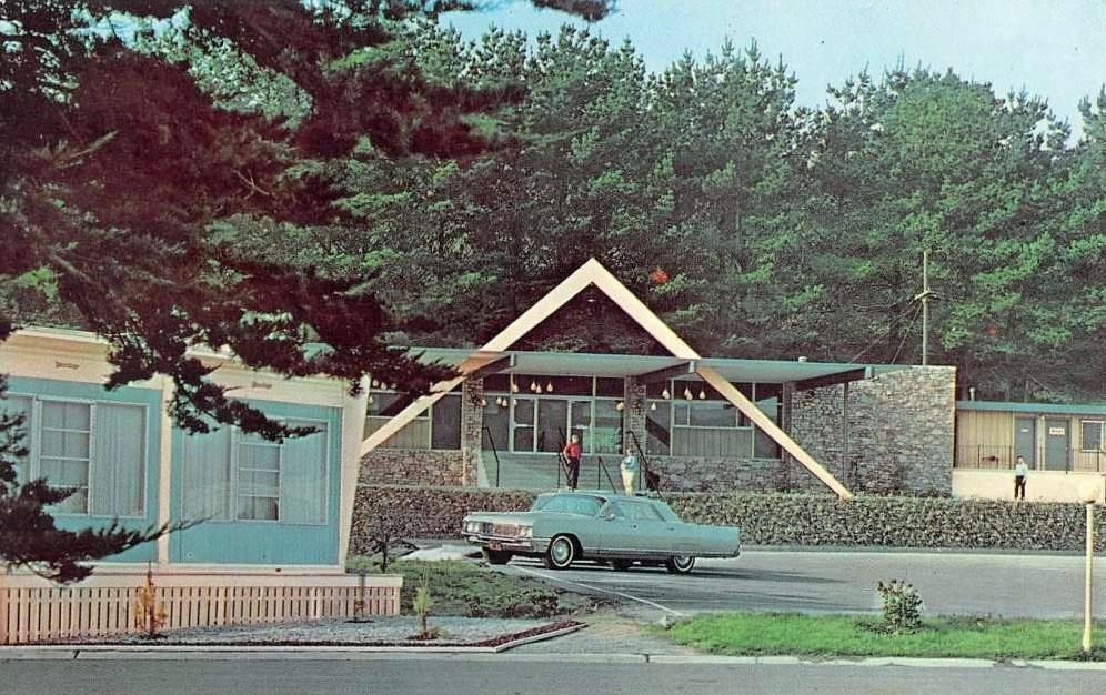 Post card image circa 1970.