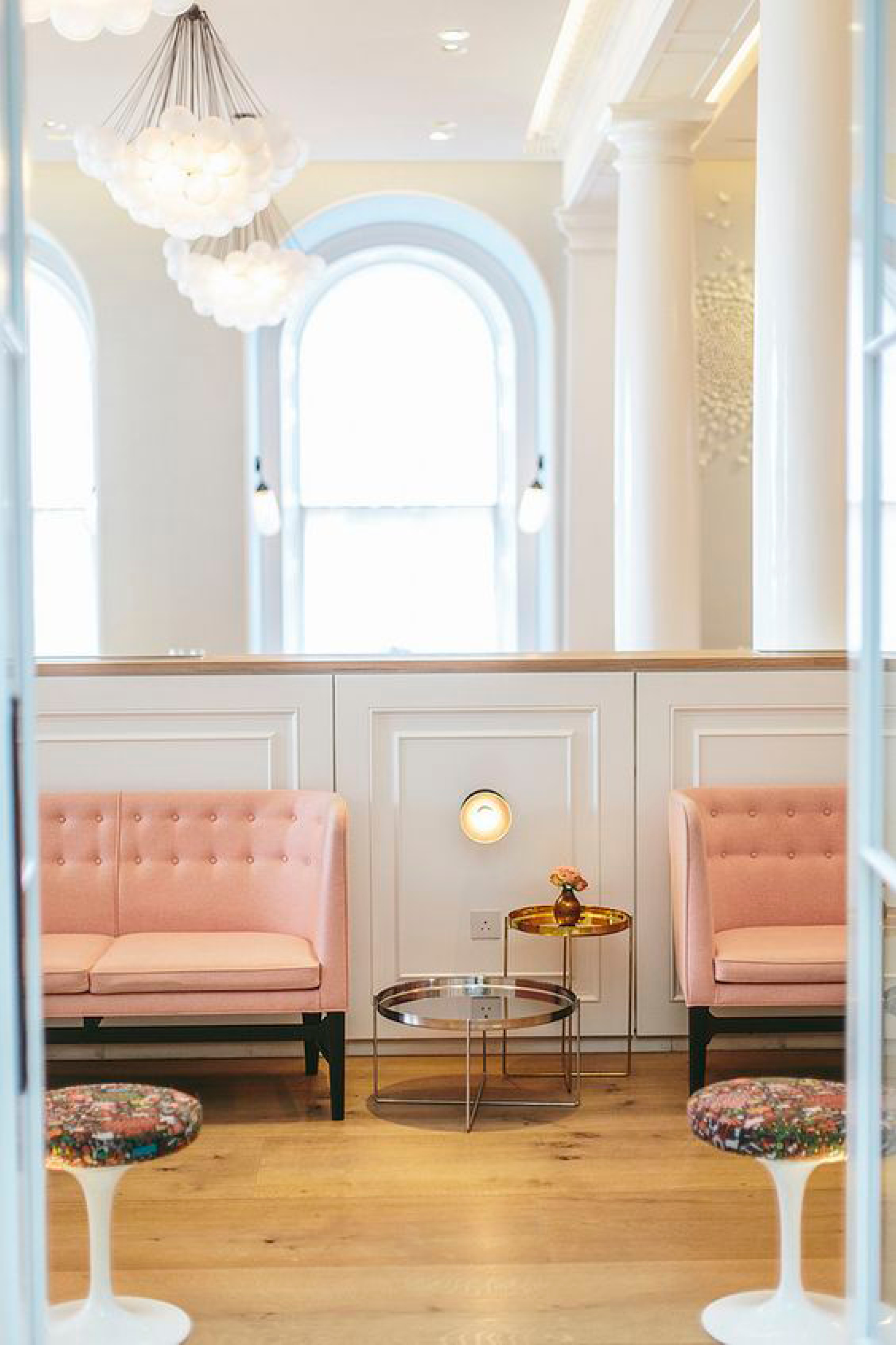 The Laslett- London,Notting Hill  Image via What Olivia Did
