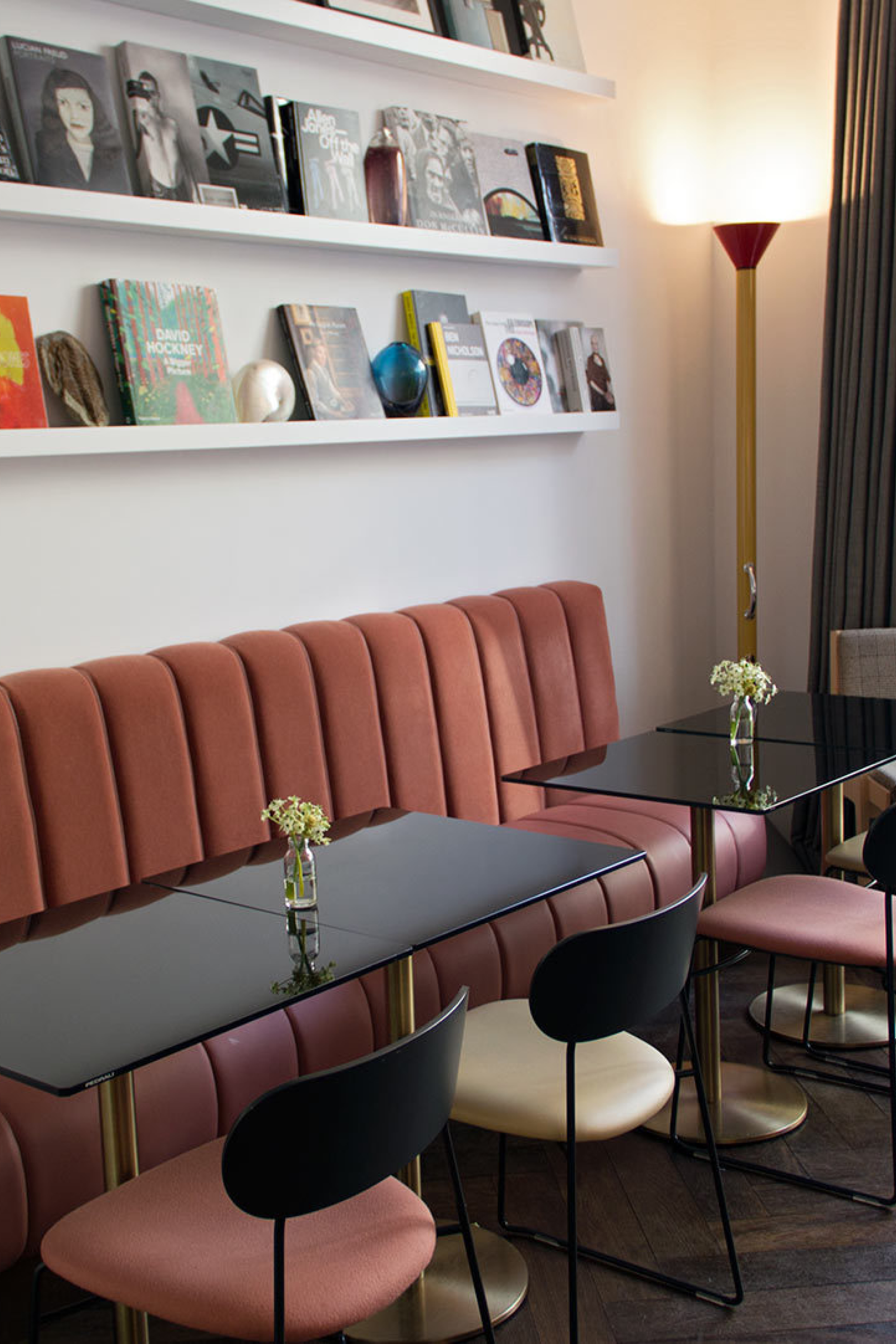 The Laslett- London,Notting Hill  Images by Nara Shin on Cool Hunting