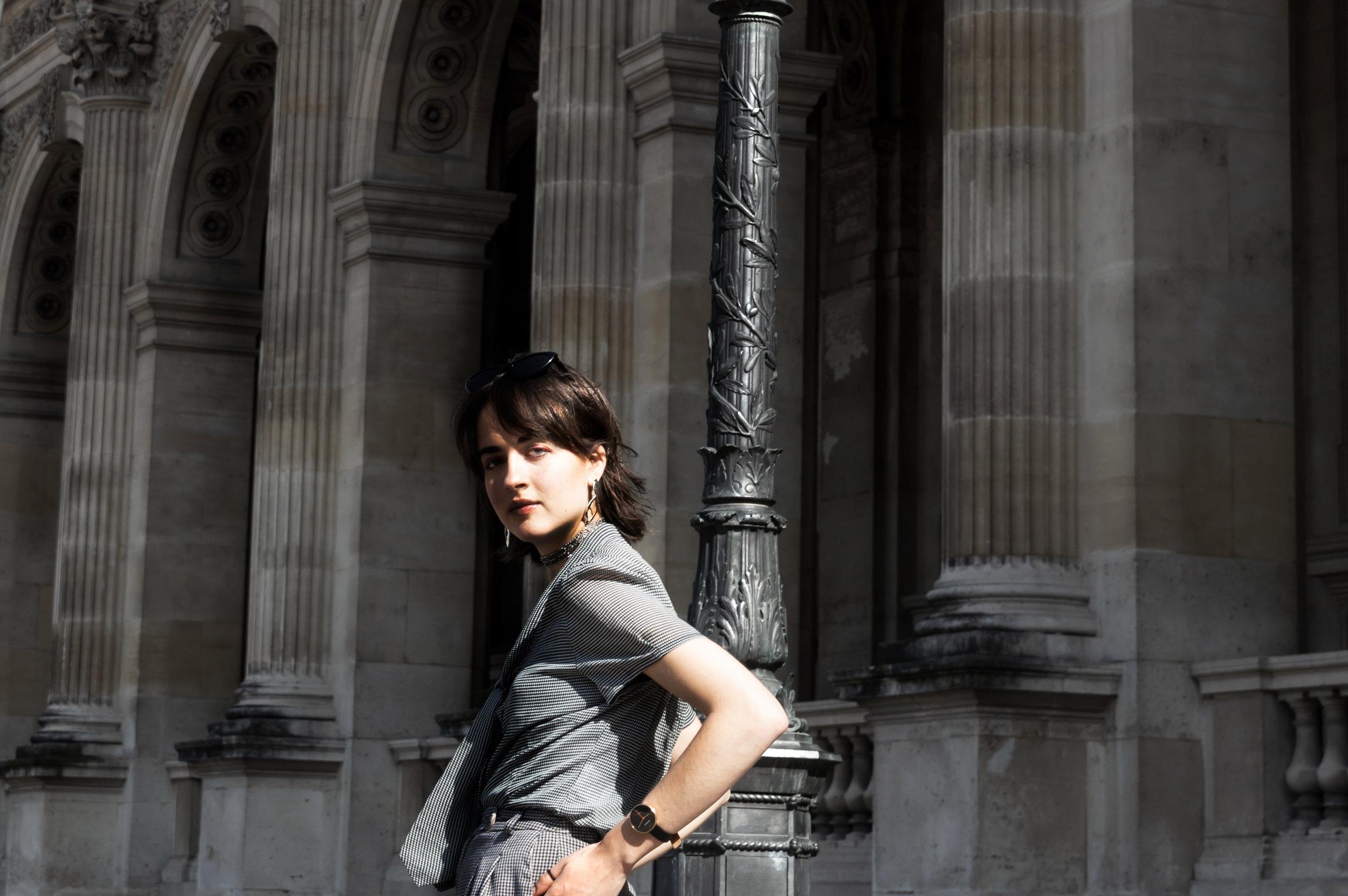 Melissa Wears  Nº 175 | 34 mm