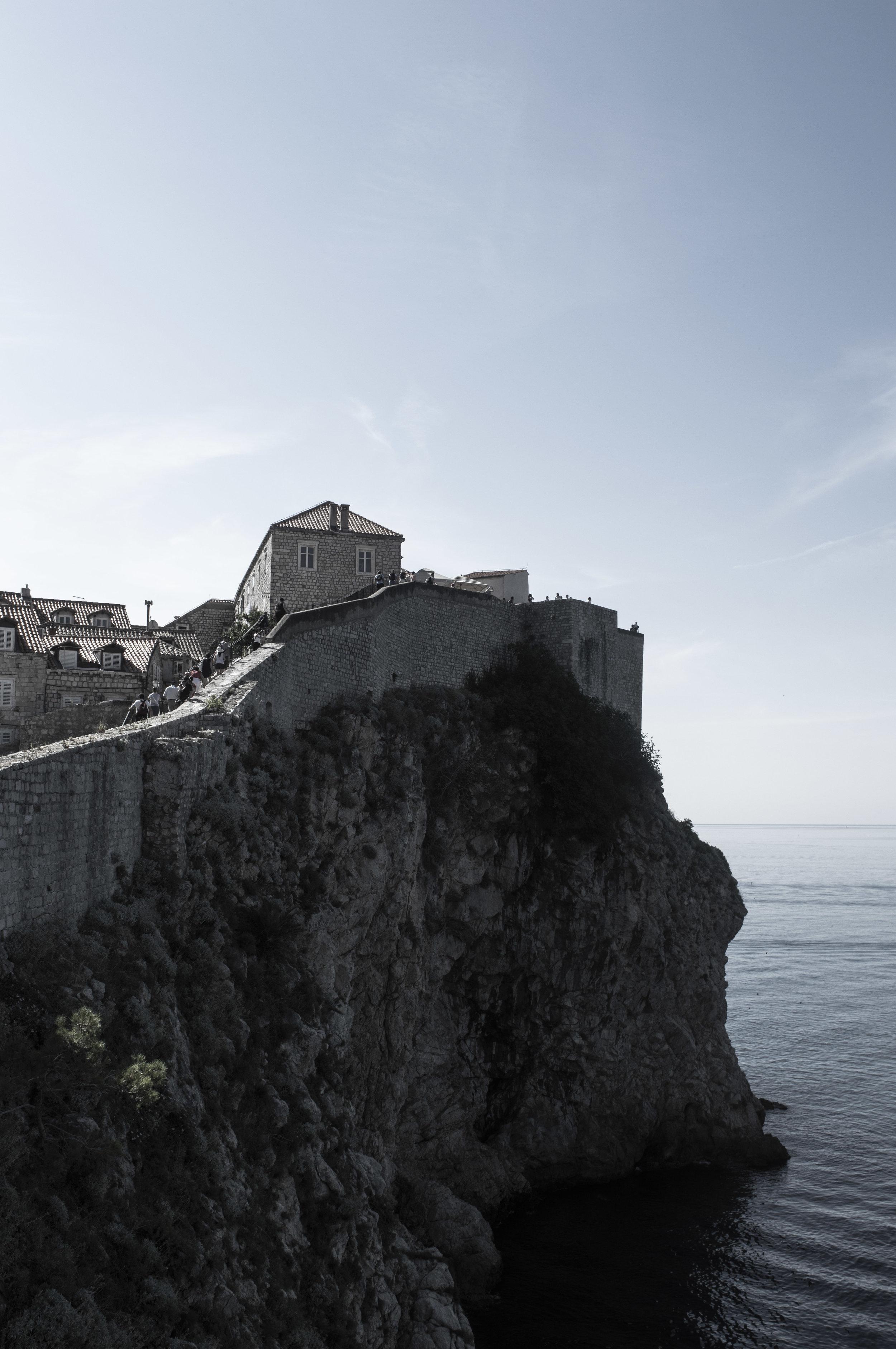 Walk in the Walls    // Culture