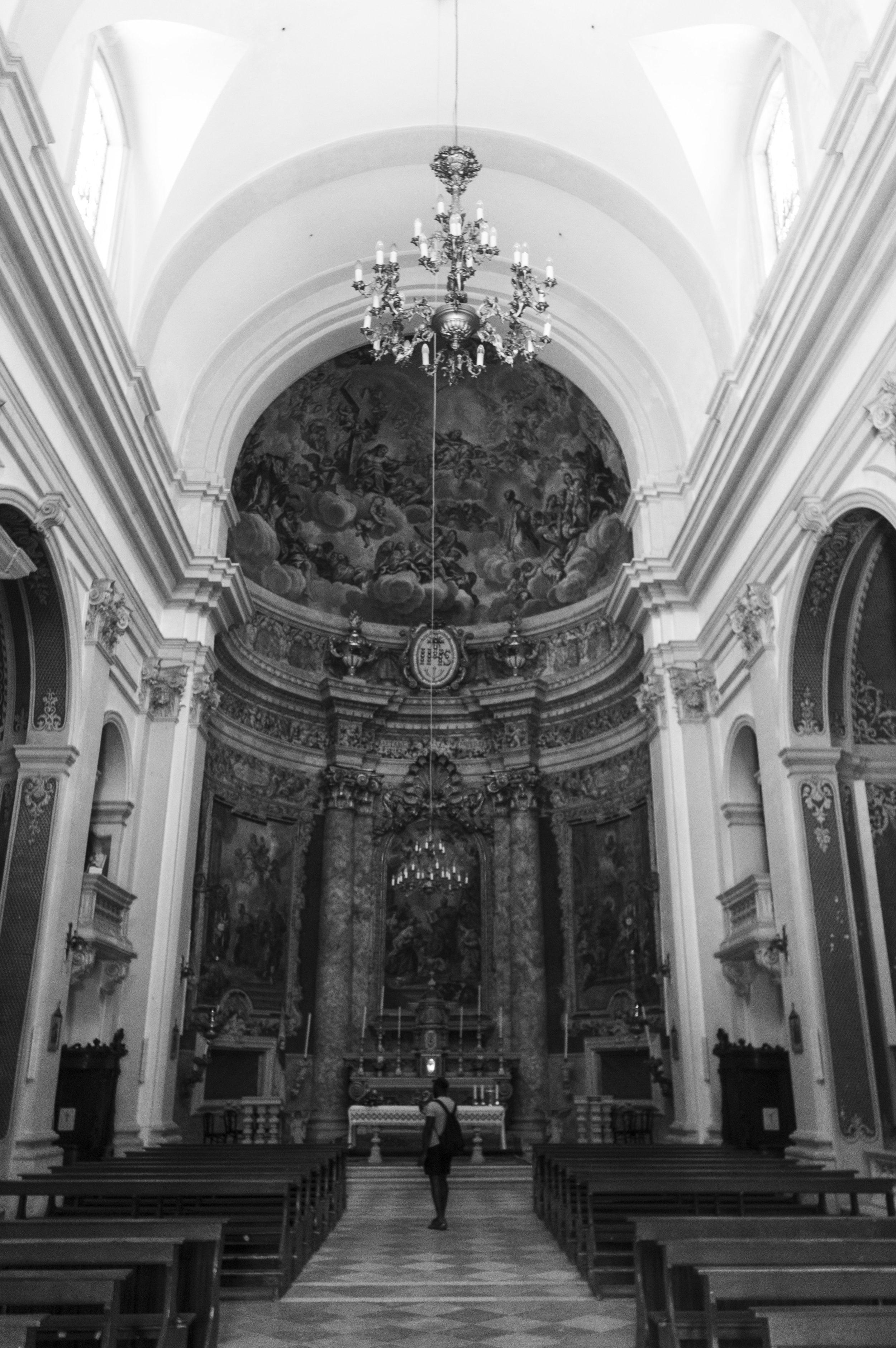 Saint Ignatius    // Culture