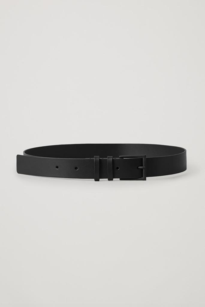 Classic Leather Belt, COS