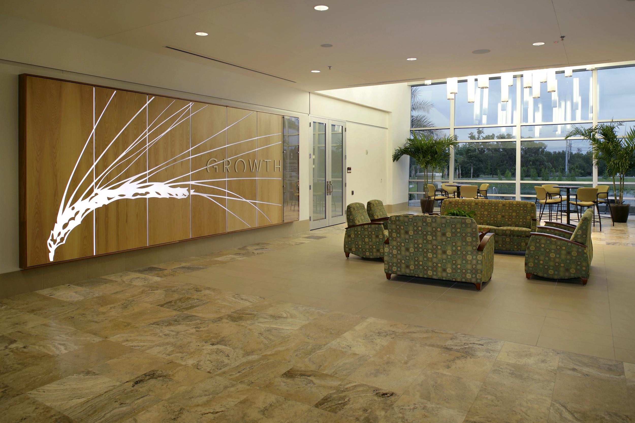 Mosaic Corporation Lobby