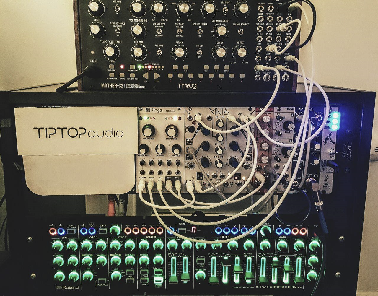 Nestor's Synthesizers