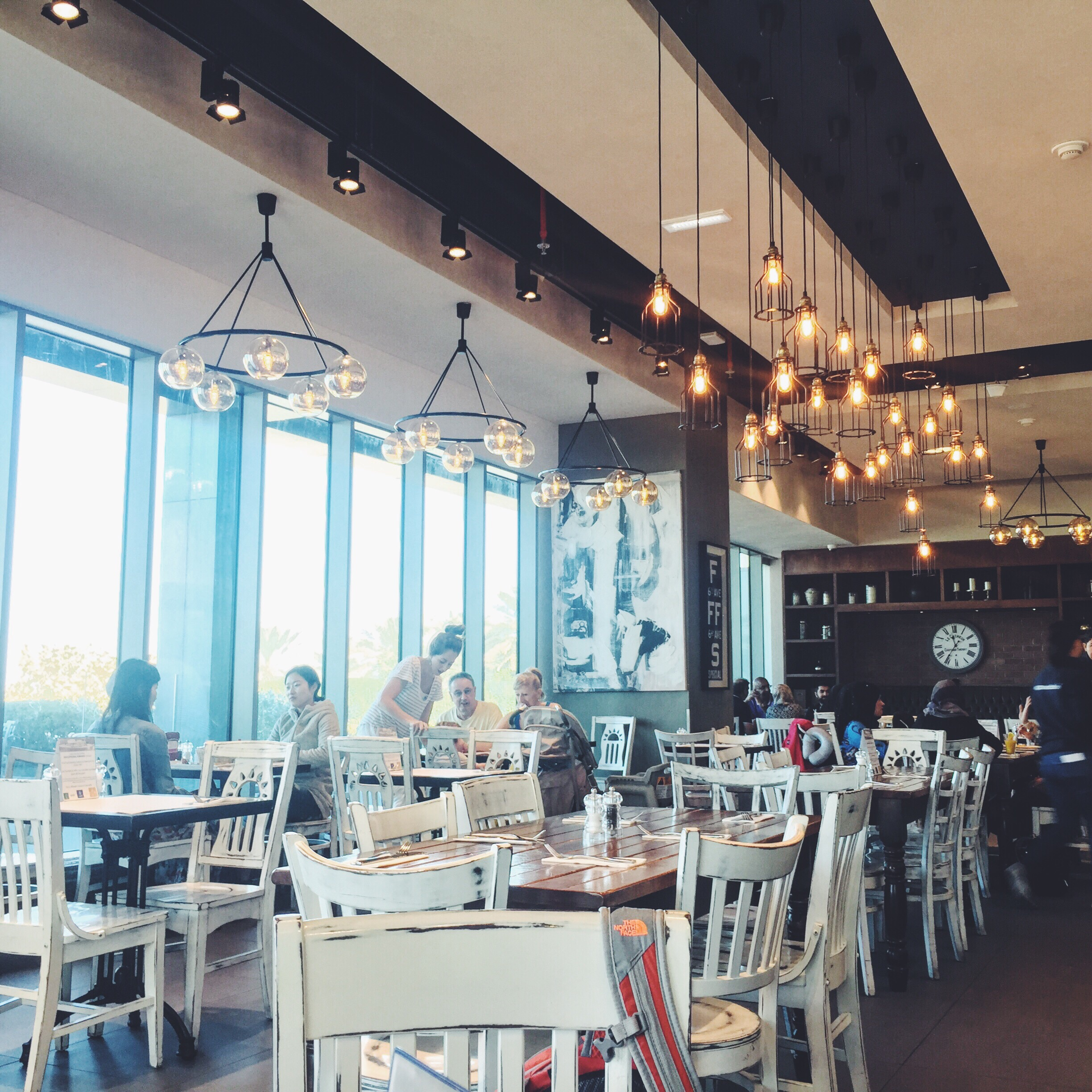 Eggspectation  cafe. Super cozy and friendly place to enjoy breakfast or brunch.